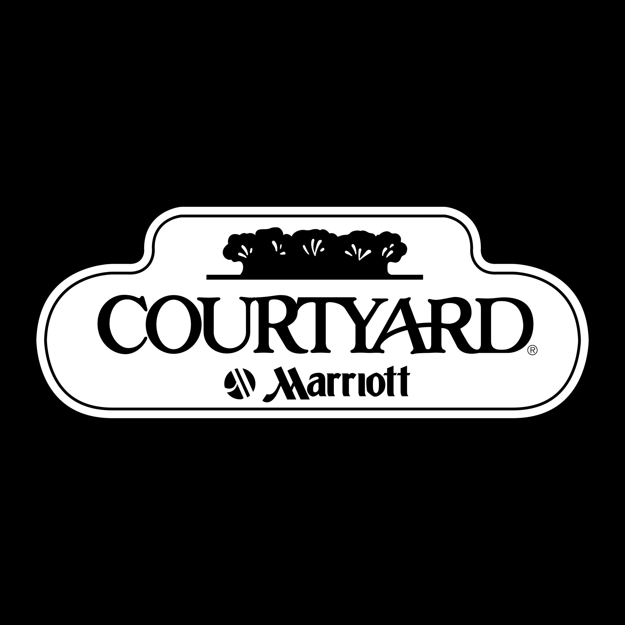 courtyard logo png transparent  u0026 svg vector