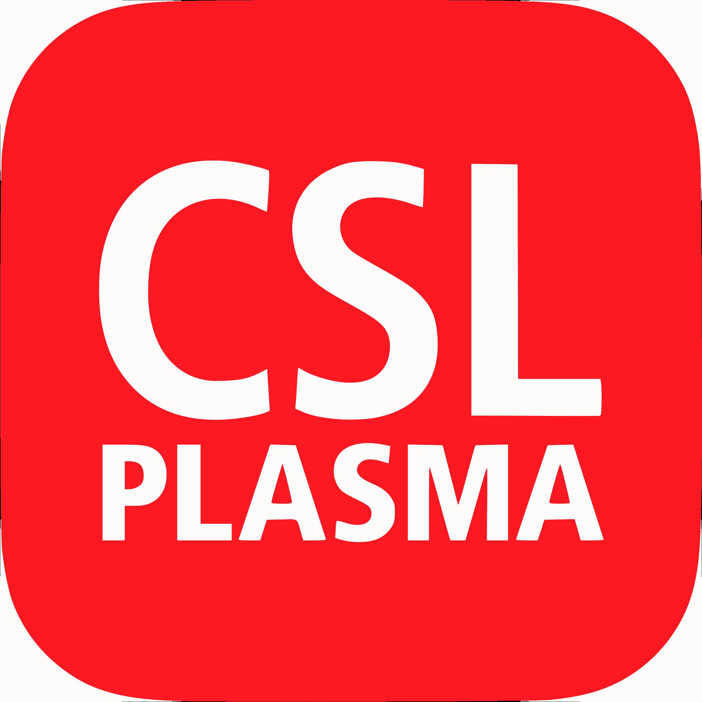 CSL Plasma Logo PNG Transparent & SVG Vector - Freebie Supply