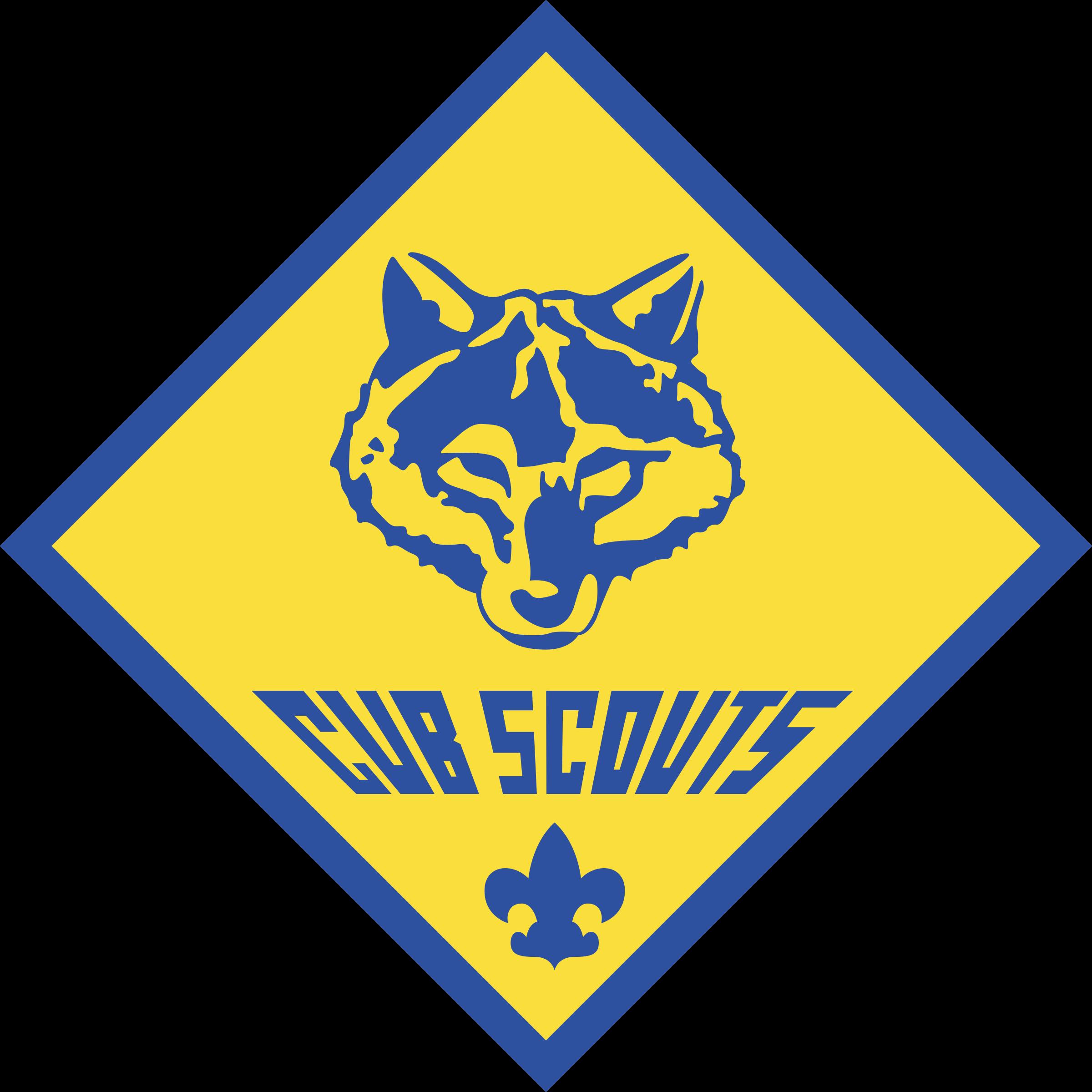 cub scouts logo png transparent svg vector freebie supply rh freebiesupply com cub scout logo vector clip art Cub Scout Logo Clip Art