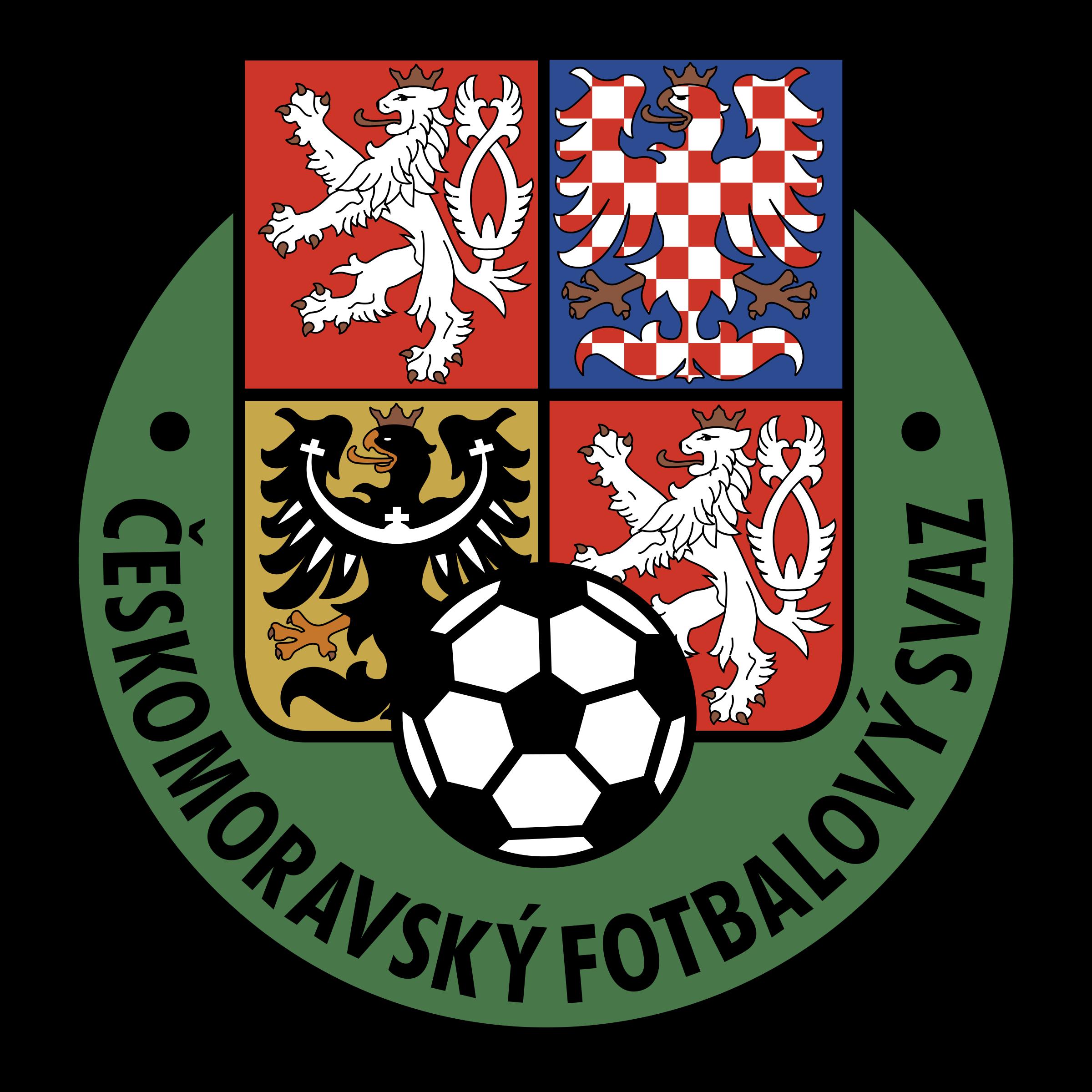 Czech Republic National Football Team Logo Png Transparent Svg