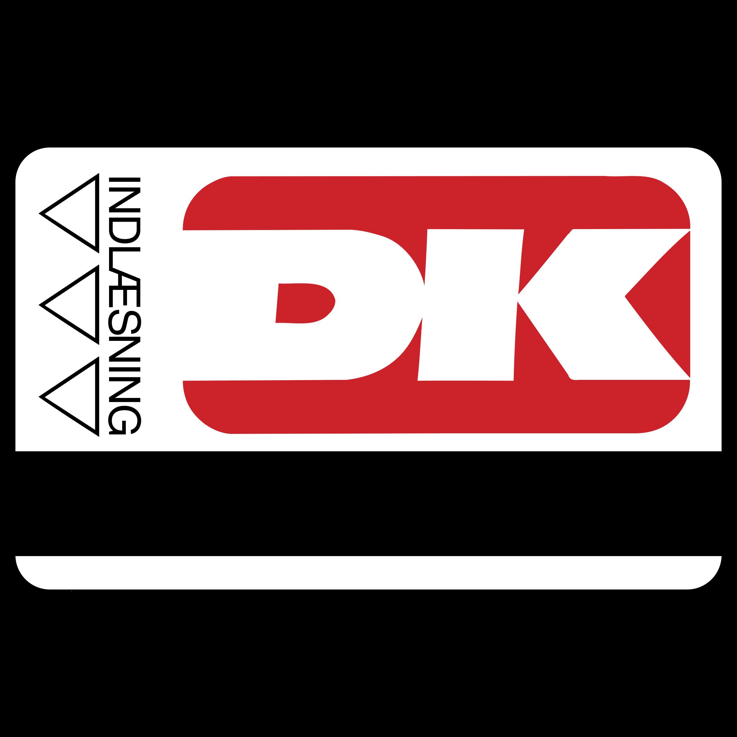 Dankort Logo png transparent