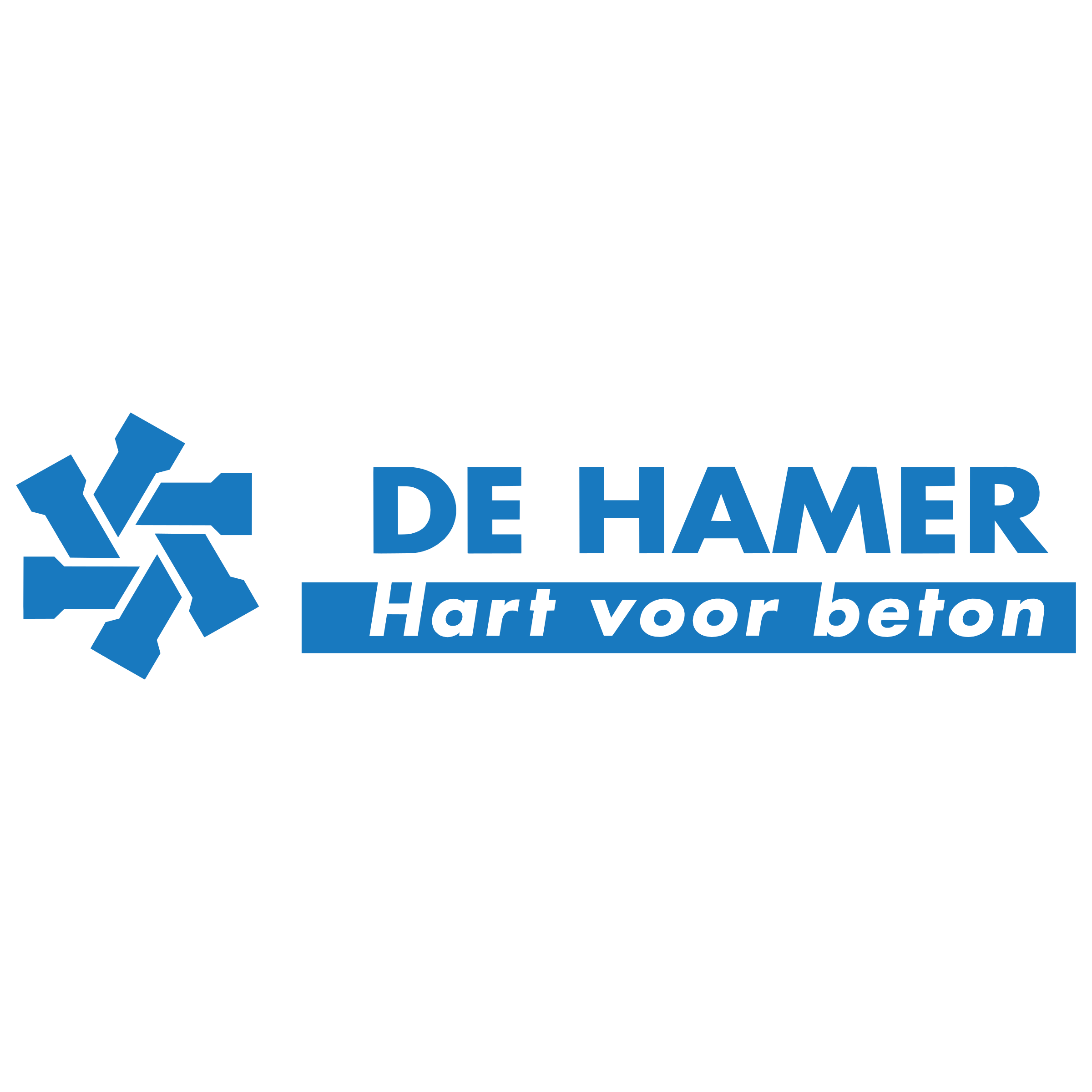 De Hamer Logo PNG Transparent & SVG Vector - Freebie Supply