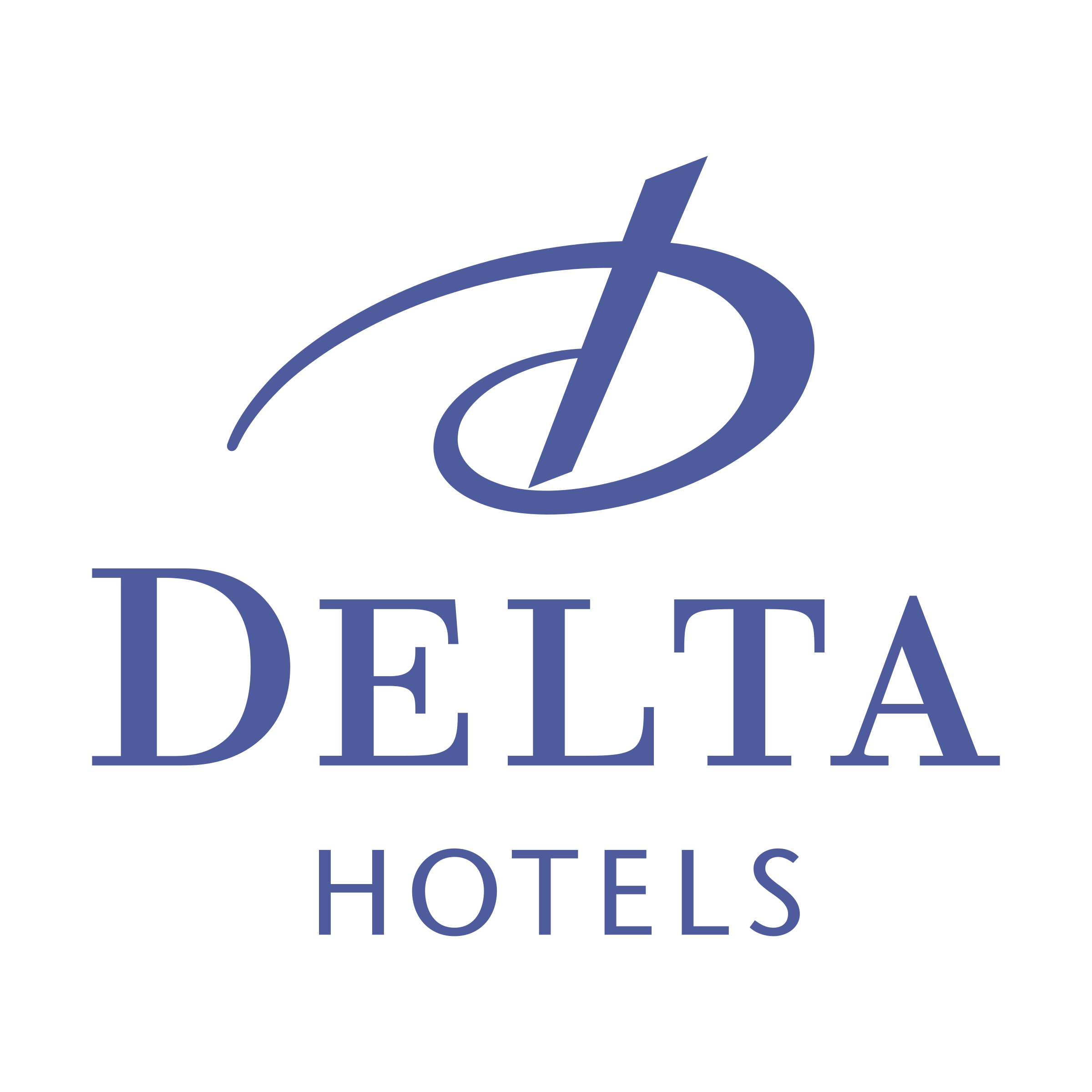 Delta Hotels Logo PNG Transparent