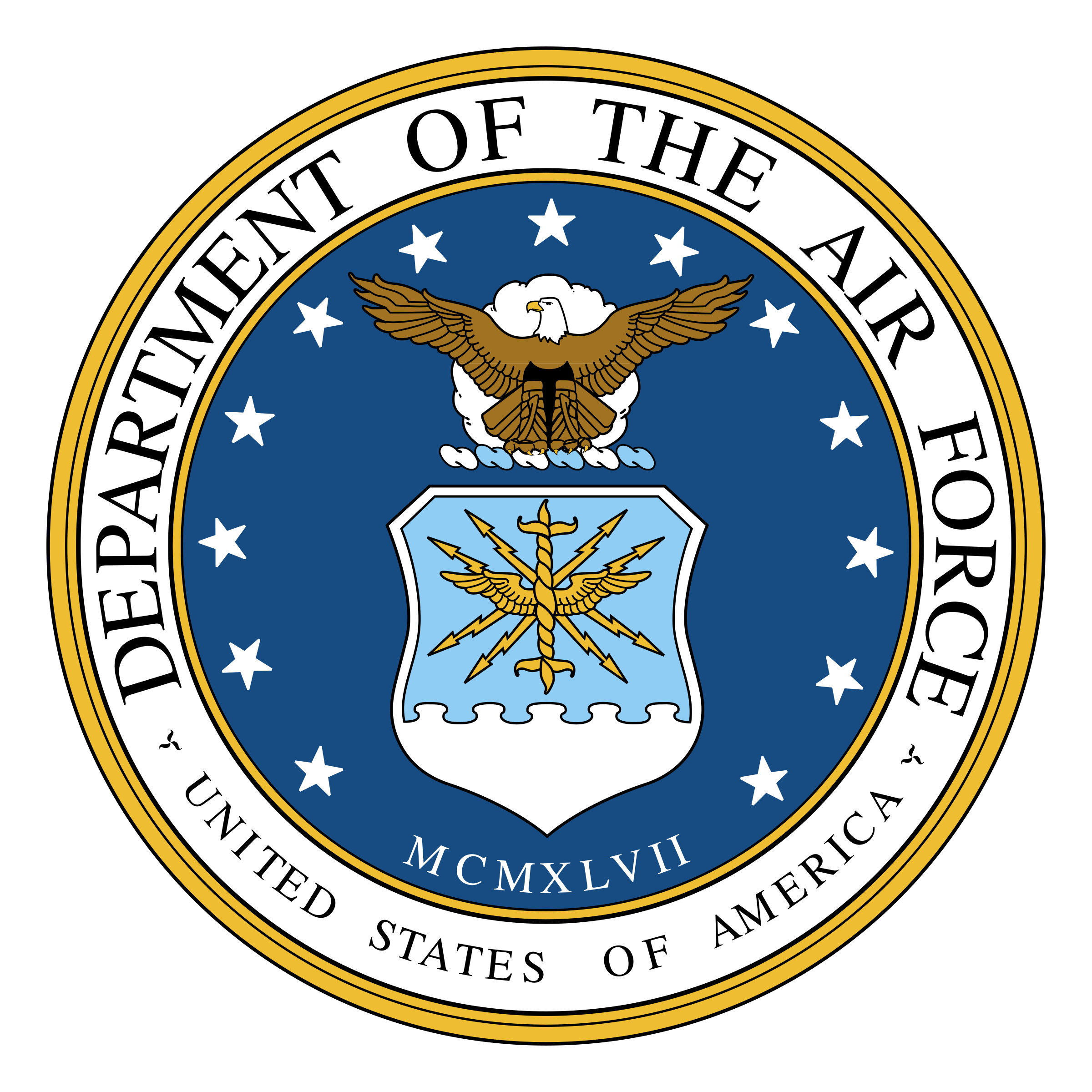 Department of the air force logo png transparent svg vector department of the air force logo png transparent voltagebd Images