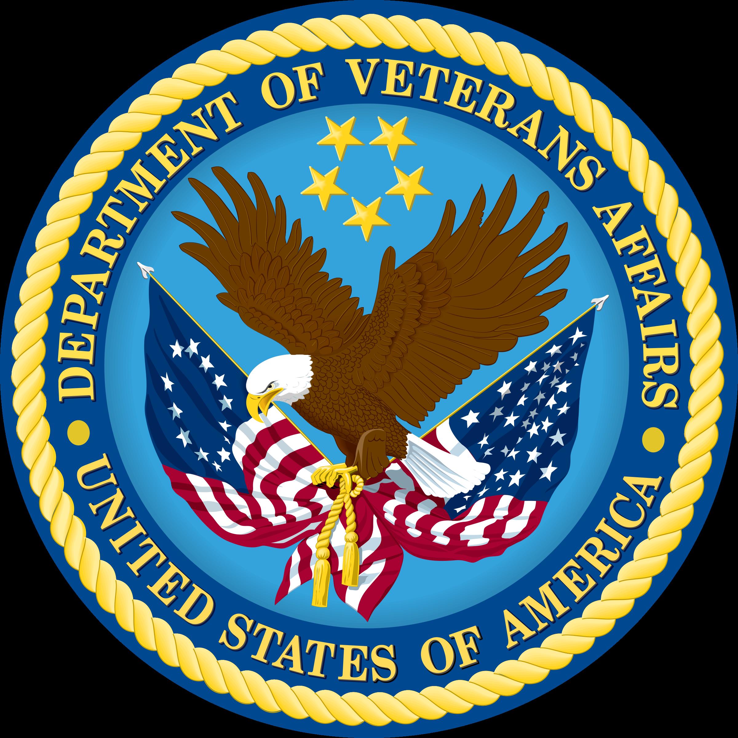 department of veterans affairs logo png transparent amp svg