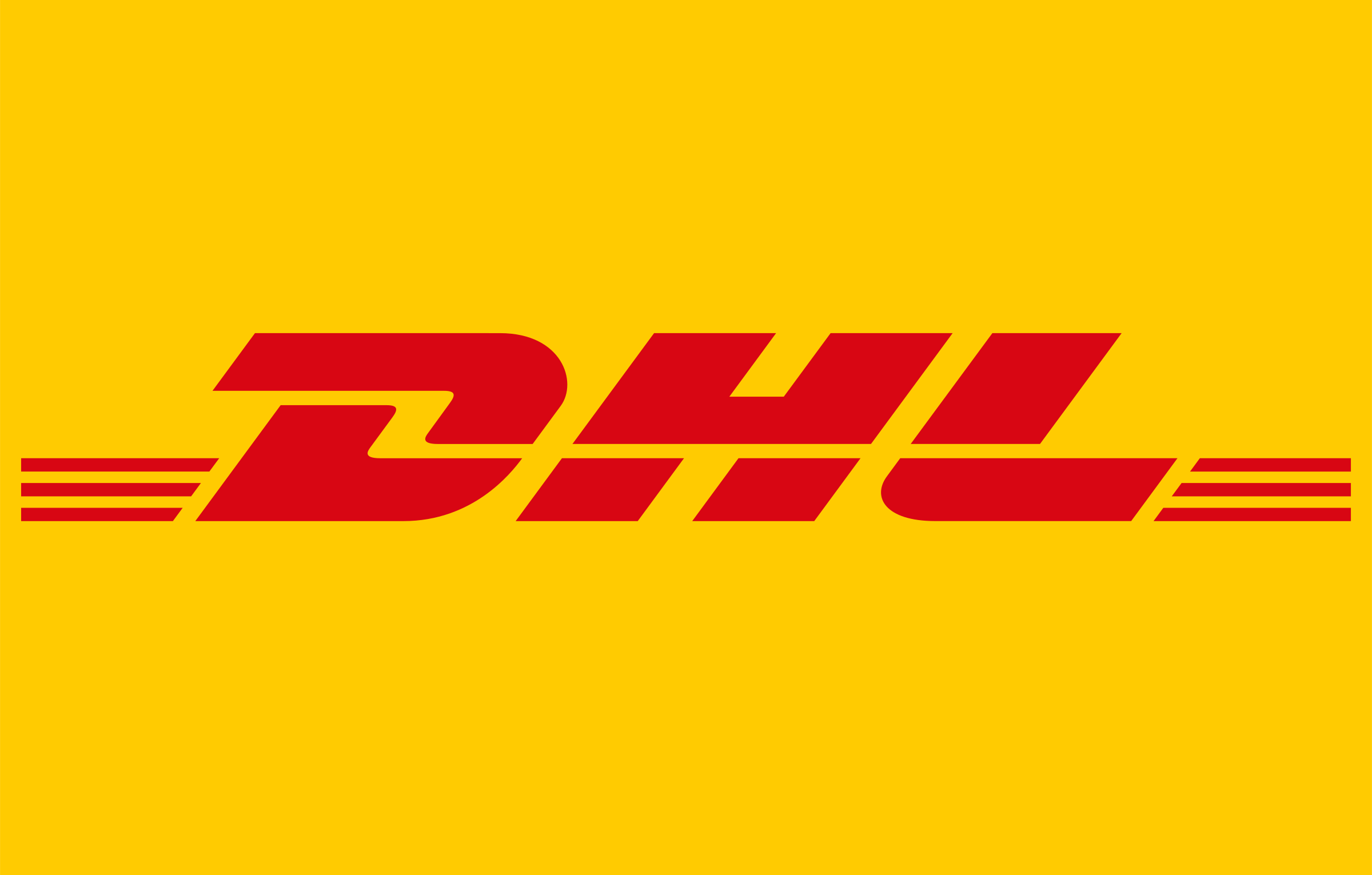 Afbeeldingsresultaat voor dhl logo png