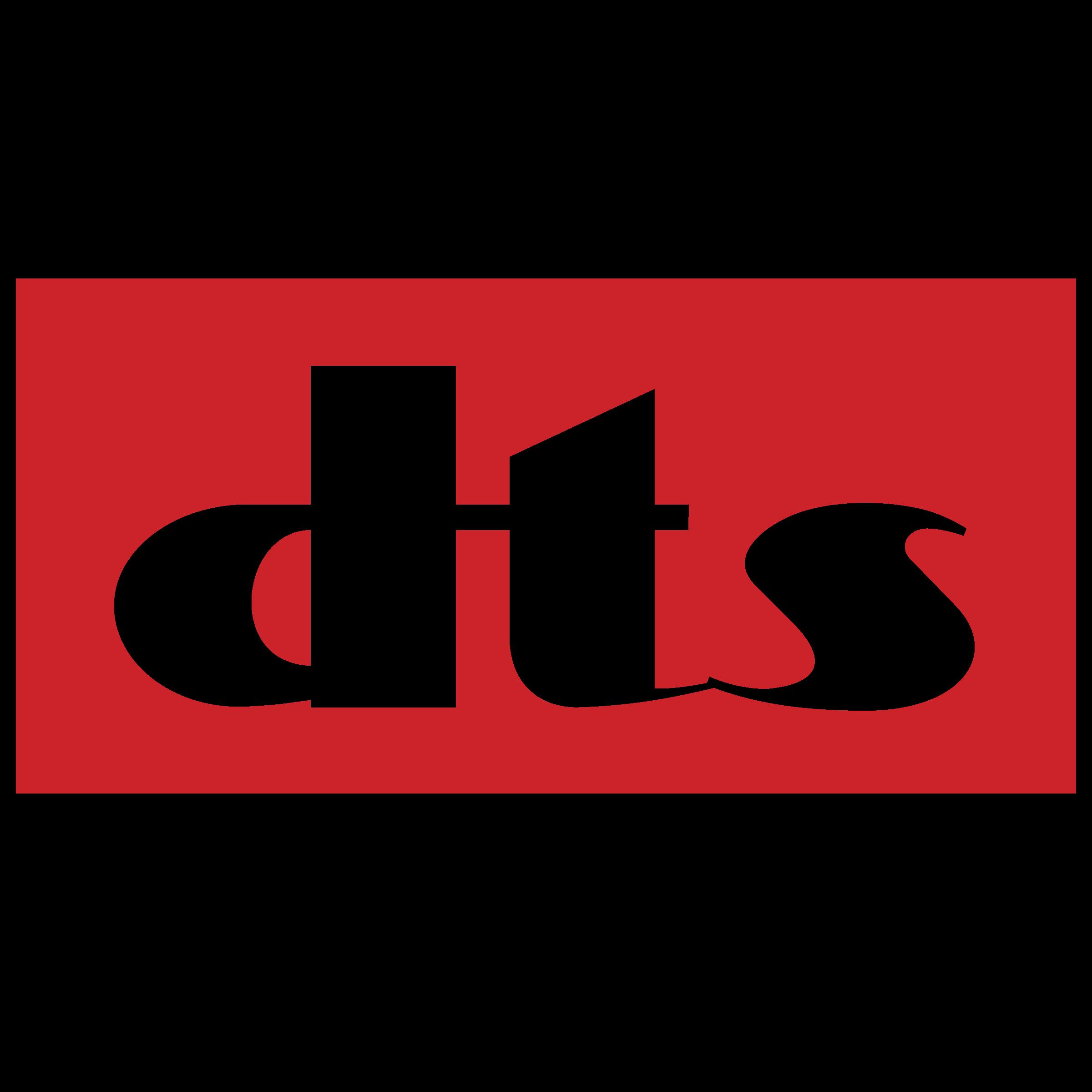 Digital DTS Surround Logo PNG Transparent & SVG Vector ...