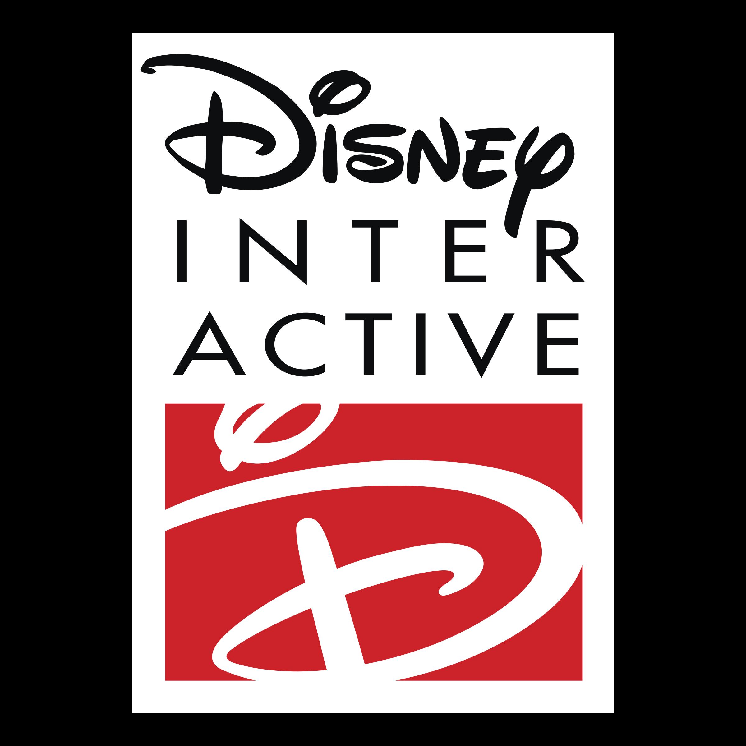 Disney Interactive Logo PNG Transparent & SVG Vector ...