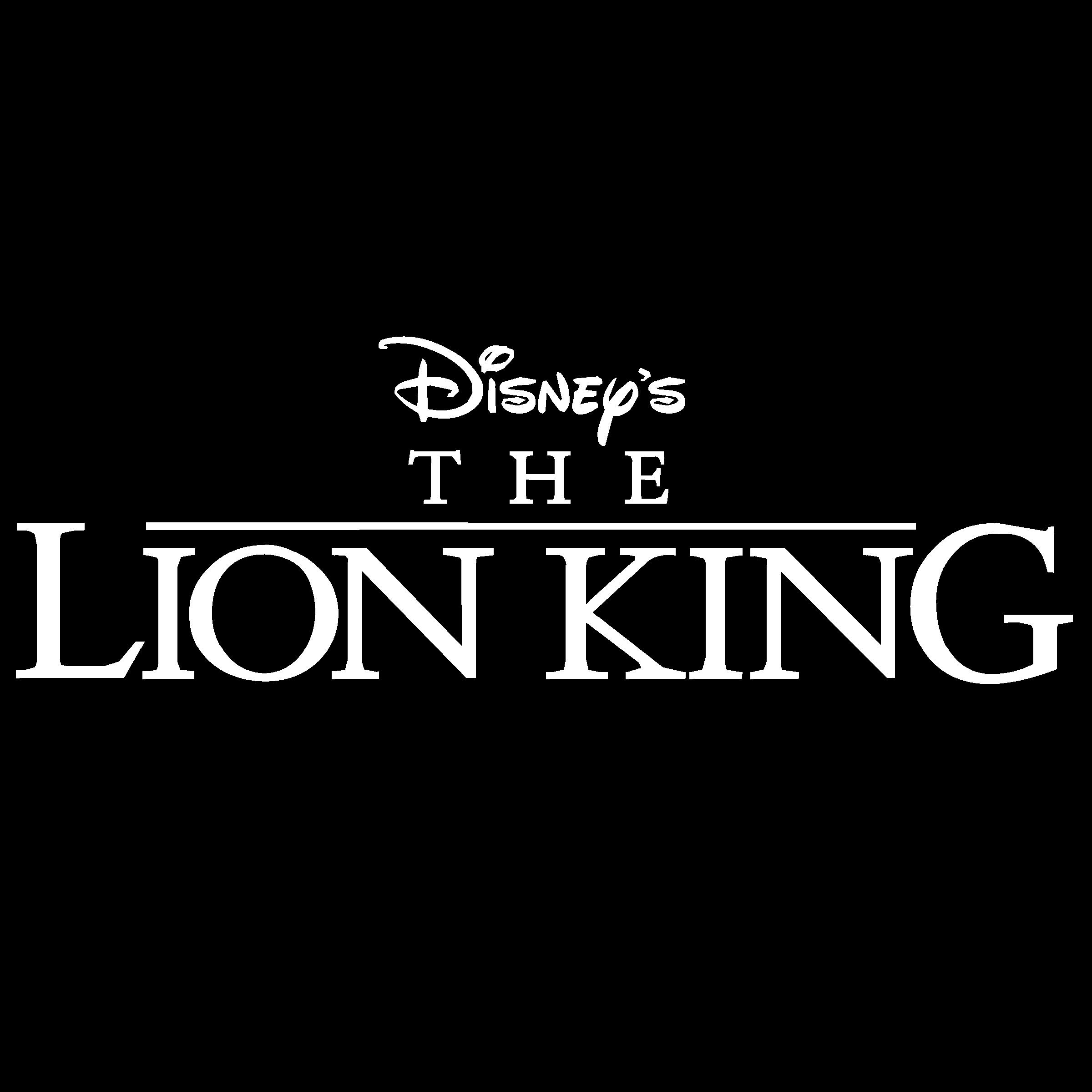 The Lion King Logo Png Transparent Svg Vector Freebie Supply