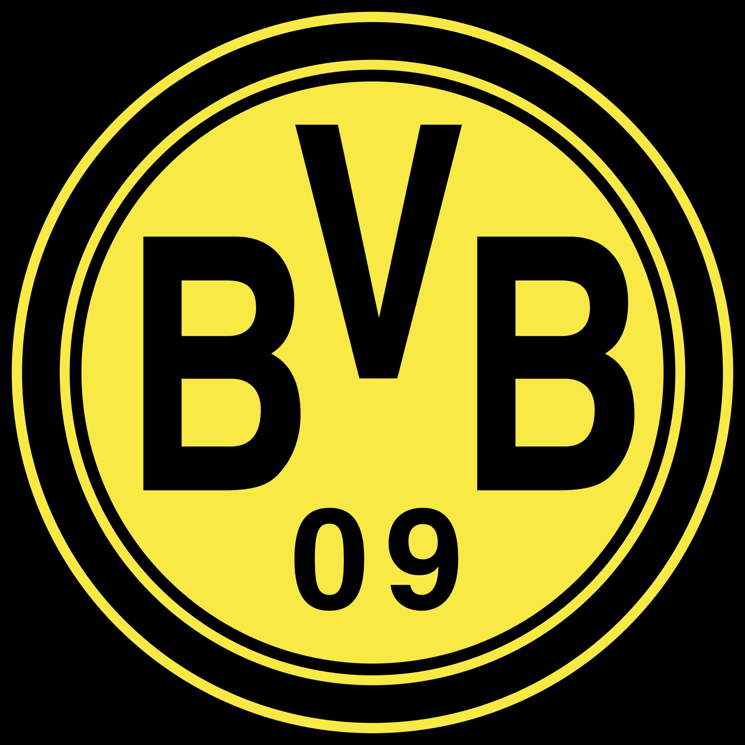 Dortmund Logo Png Transparent Svg Vector Freebie Supply