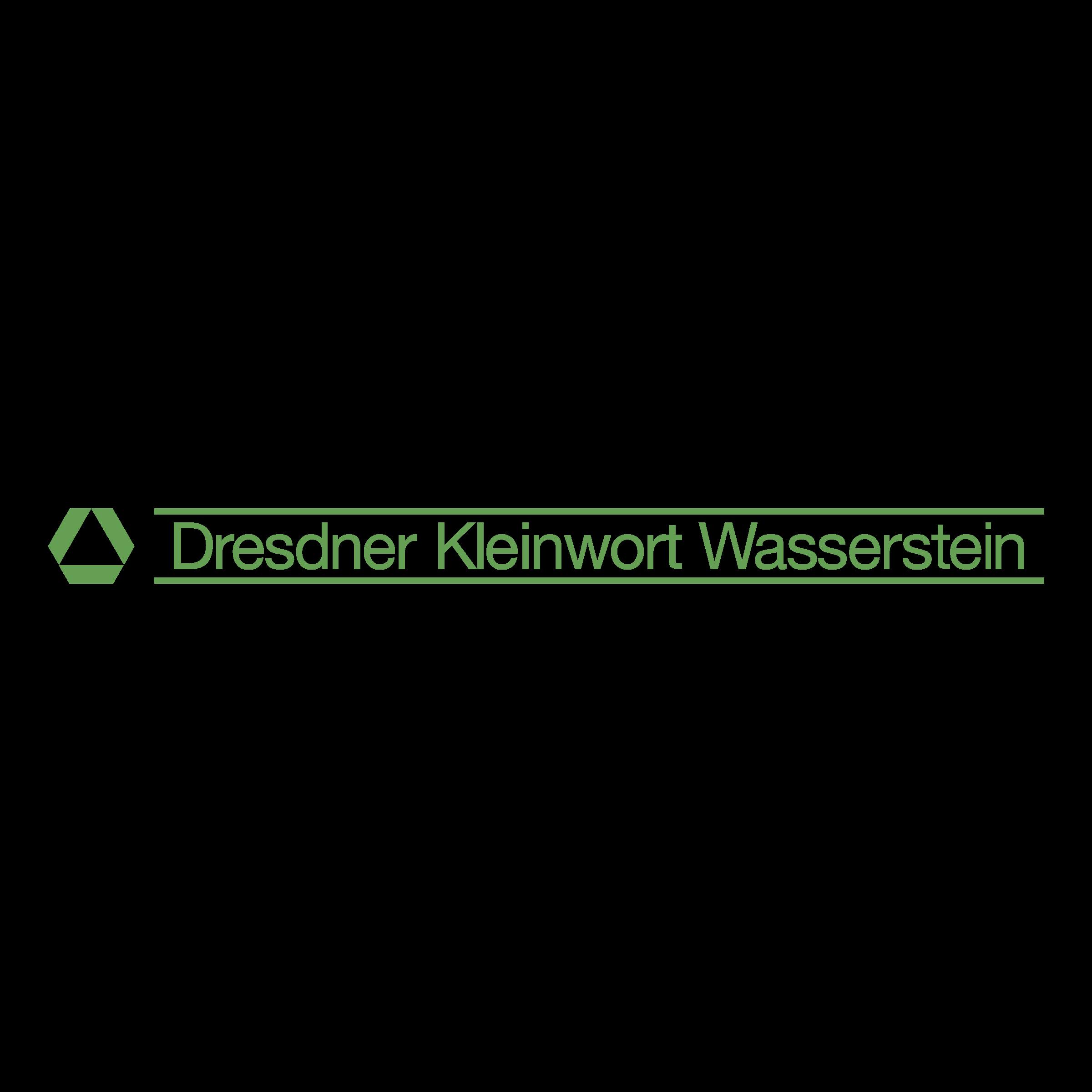 Dresdner Kleinwort Wasserstein logo