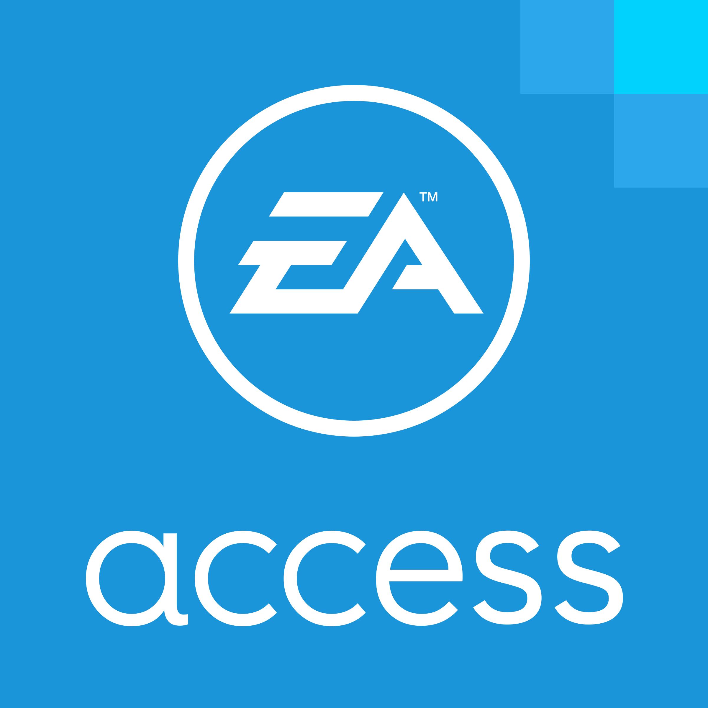 ea access logo png transparent & svg vector - freebie supply