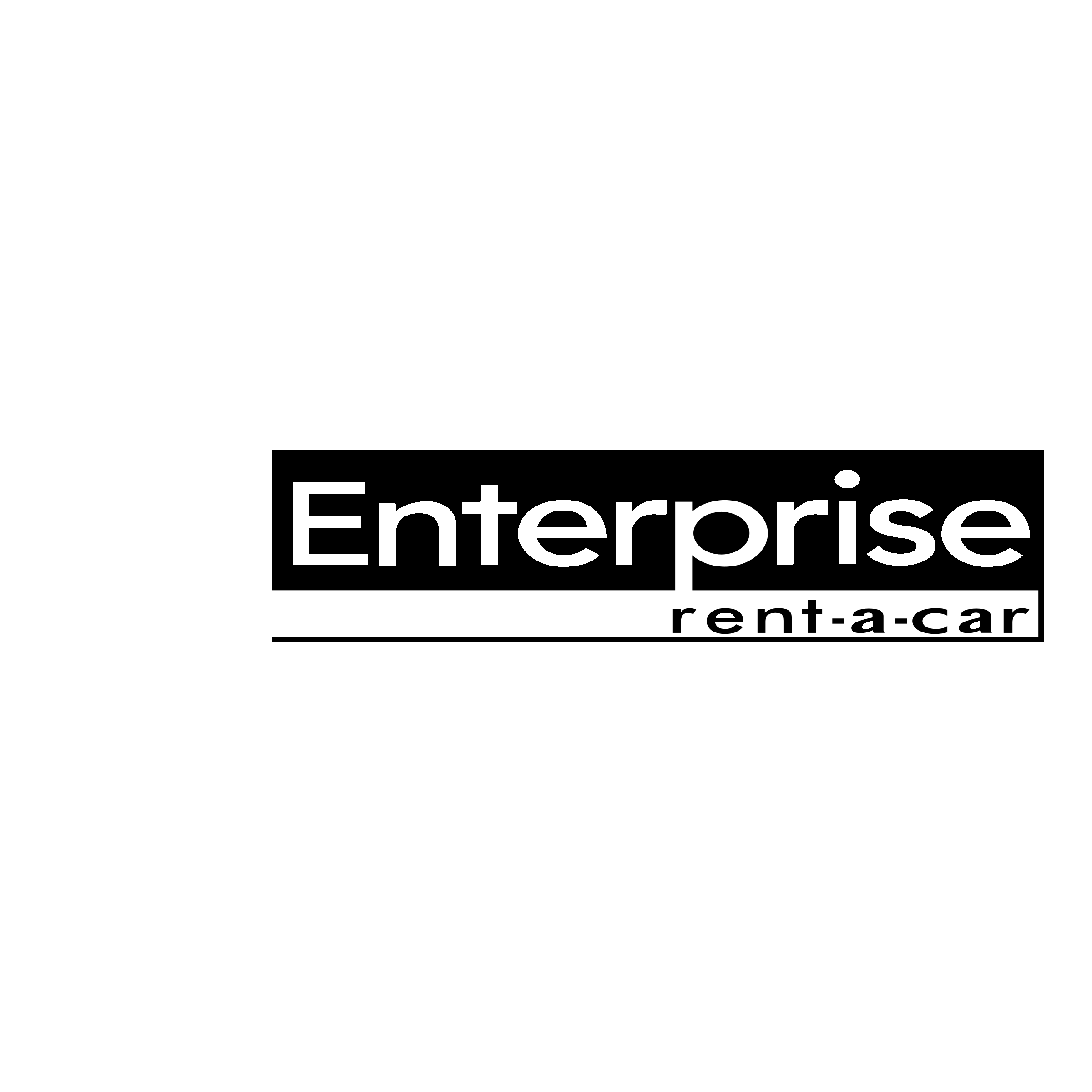 Enterprise Rent A Car Logo Png Transparent Svg Vector Freebie Supply