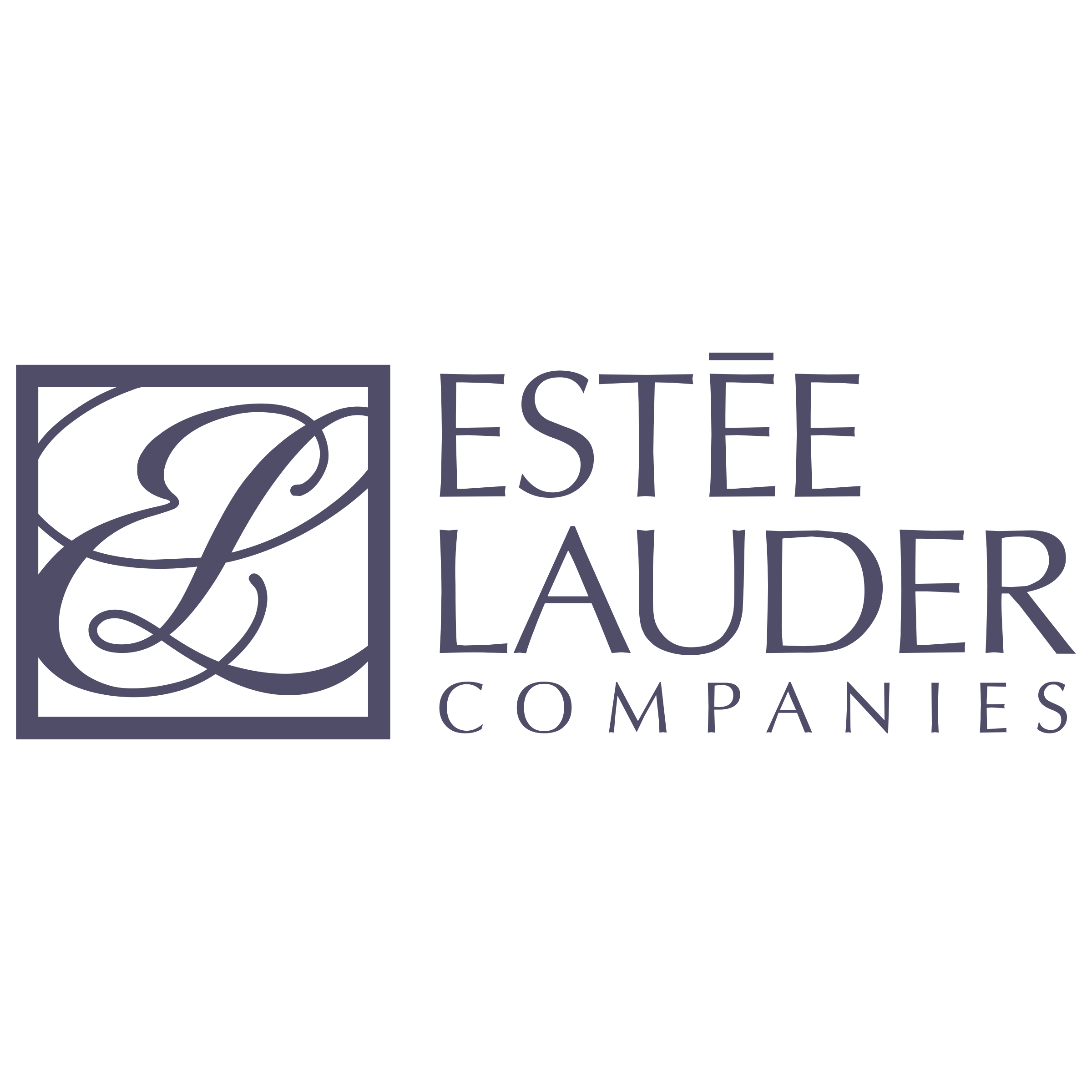 Image result for estee lauder logo