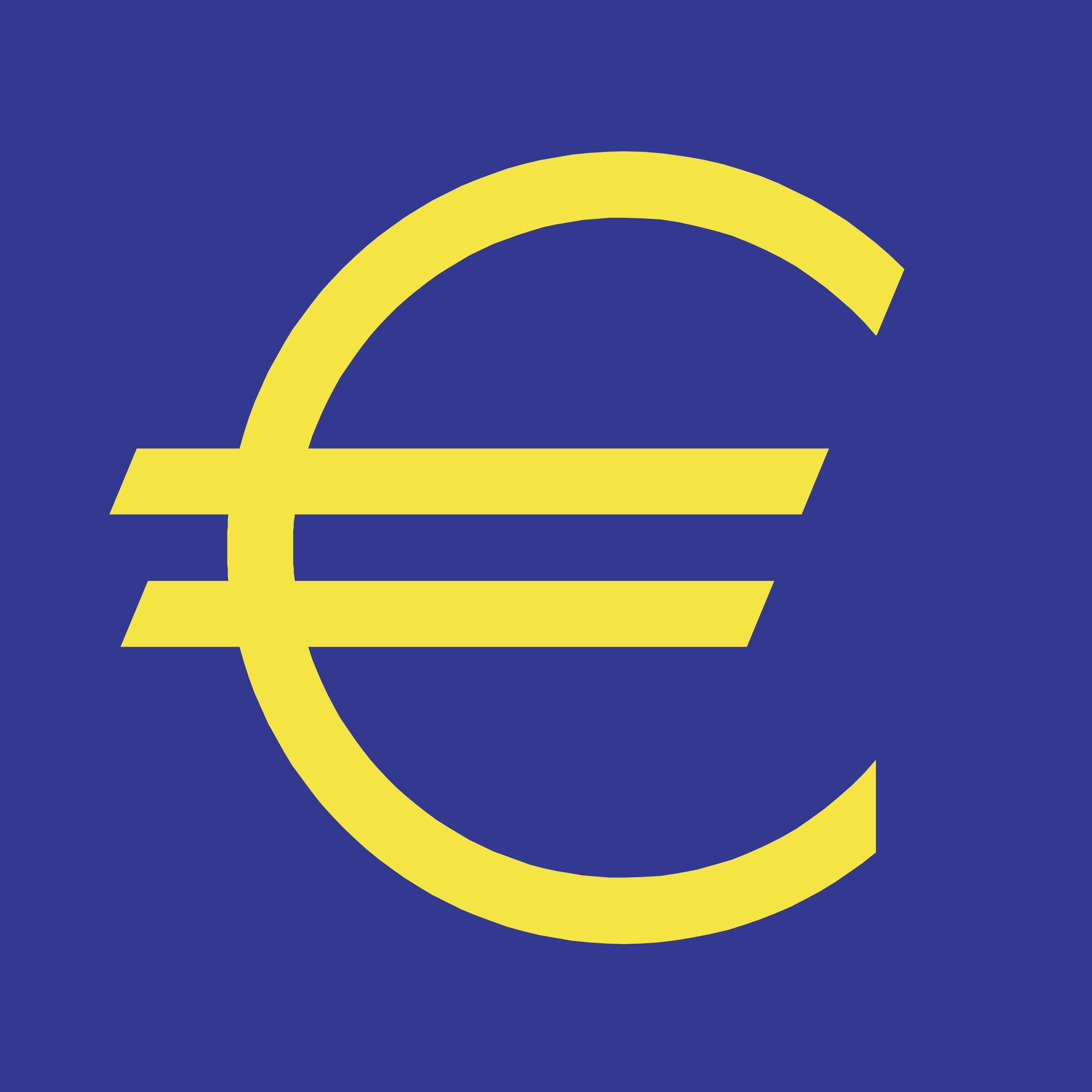 euro logo png transparent svg vector freebie supply euro logo png transparent svg vector