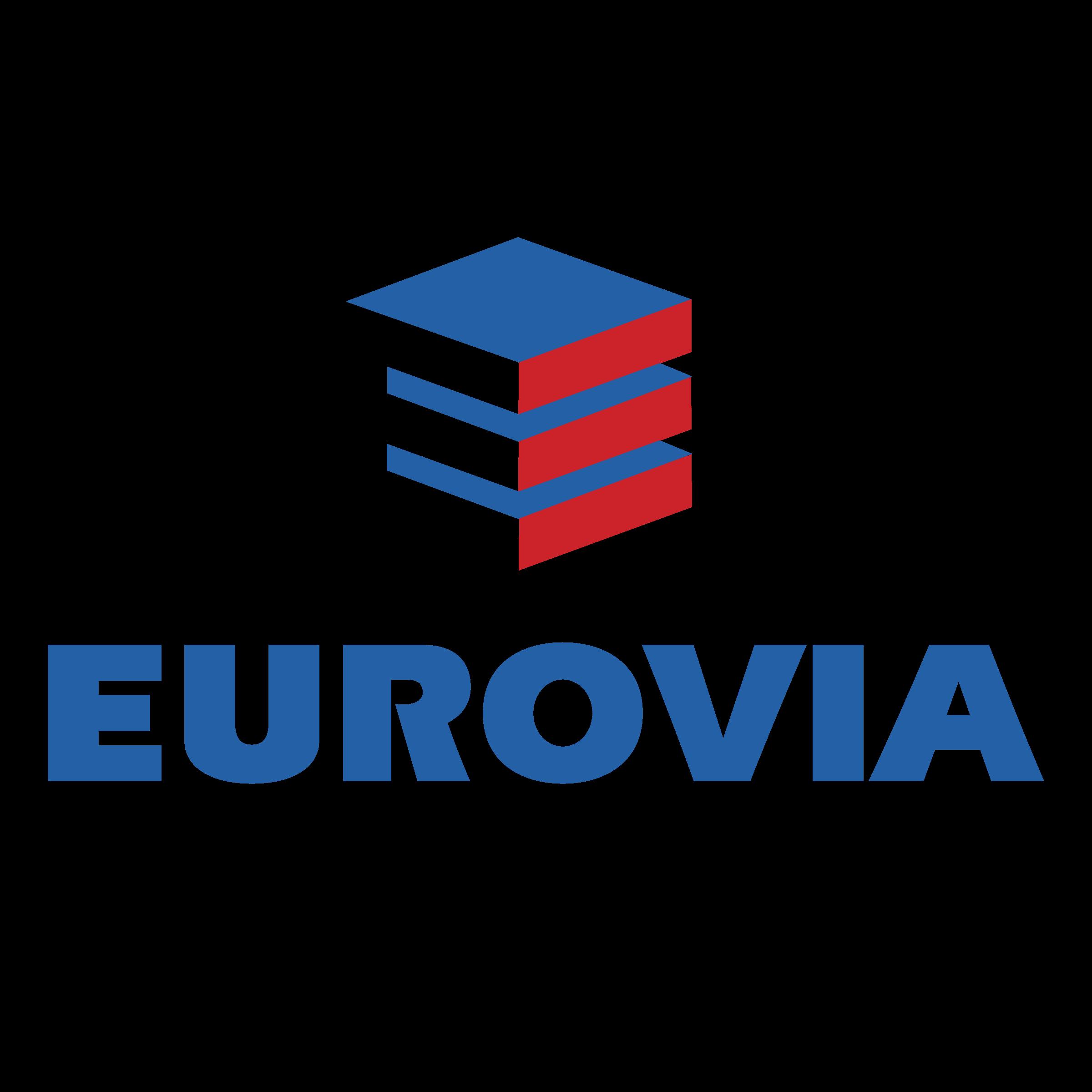 eurovia logo png transparent amp svg vector freebie supply