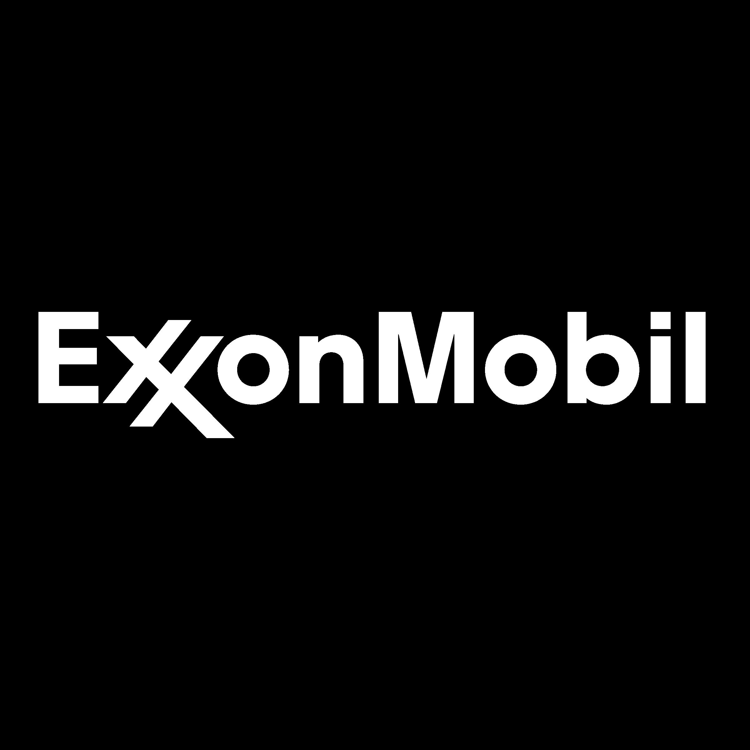 Exxon Mobil Logo PNG Transparent & SVG Vector - Freebie Supply