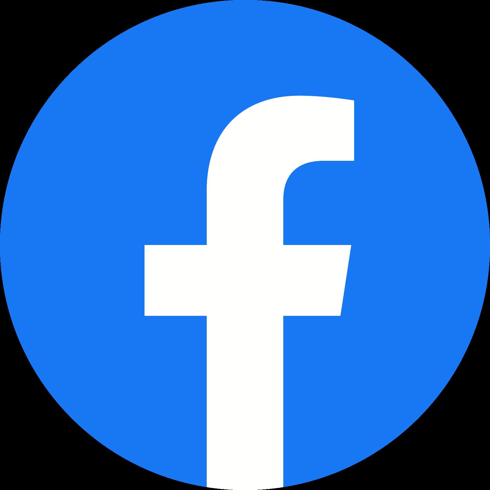 New Facebook Logo 2019 PNG Transparent & SVG Vector - Freebie Supply