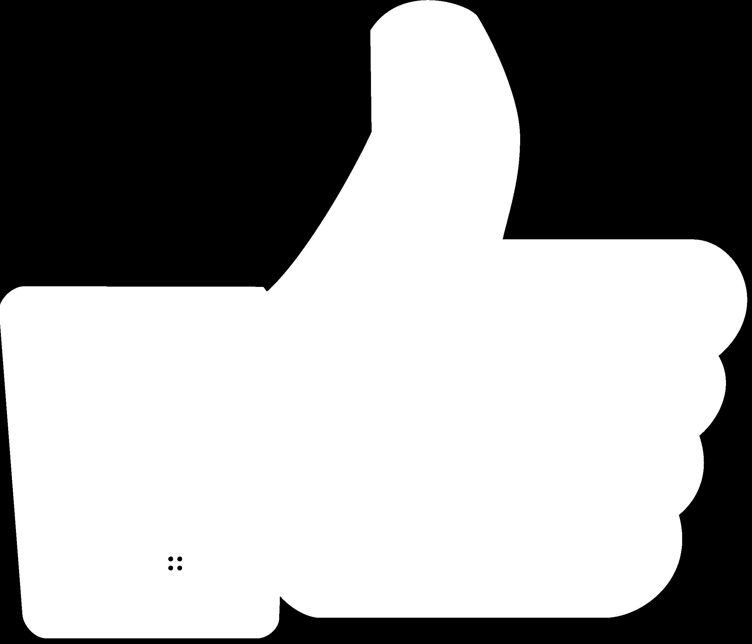 Like Facebook Logo Black And White FB like Logo PN...