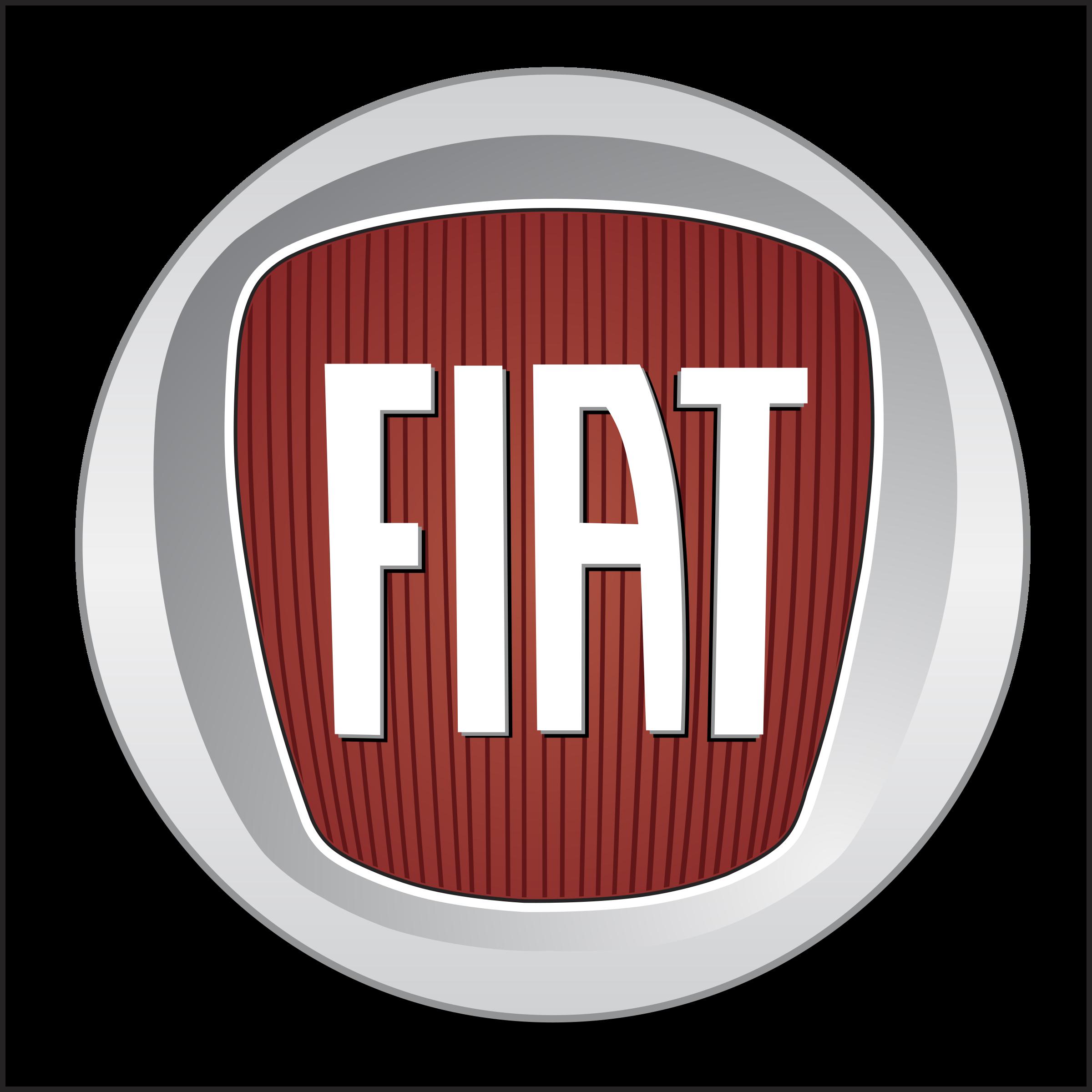 FIAT OLD Logo PNG Transparent