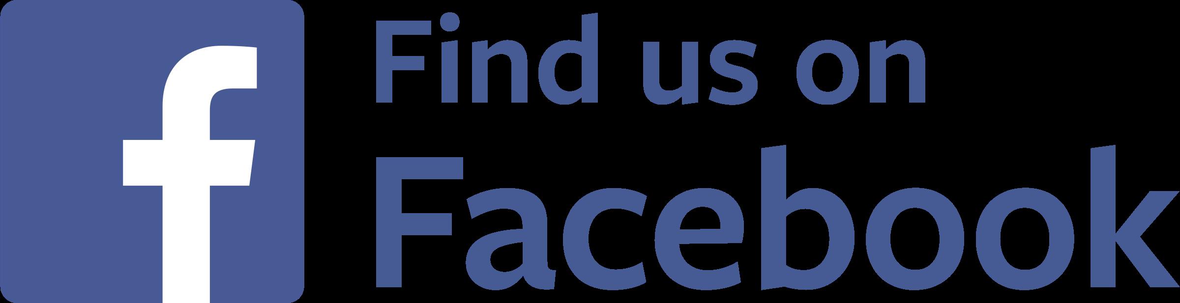 find us on facebook logo png transparent amp svg vector
