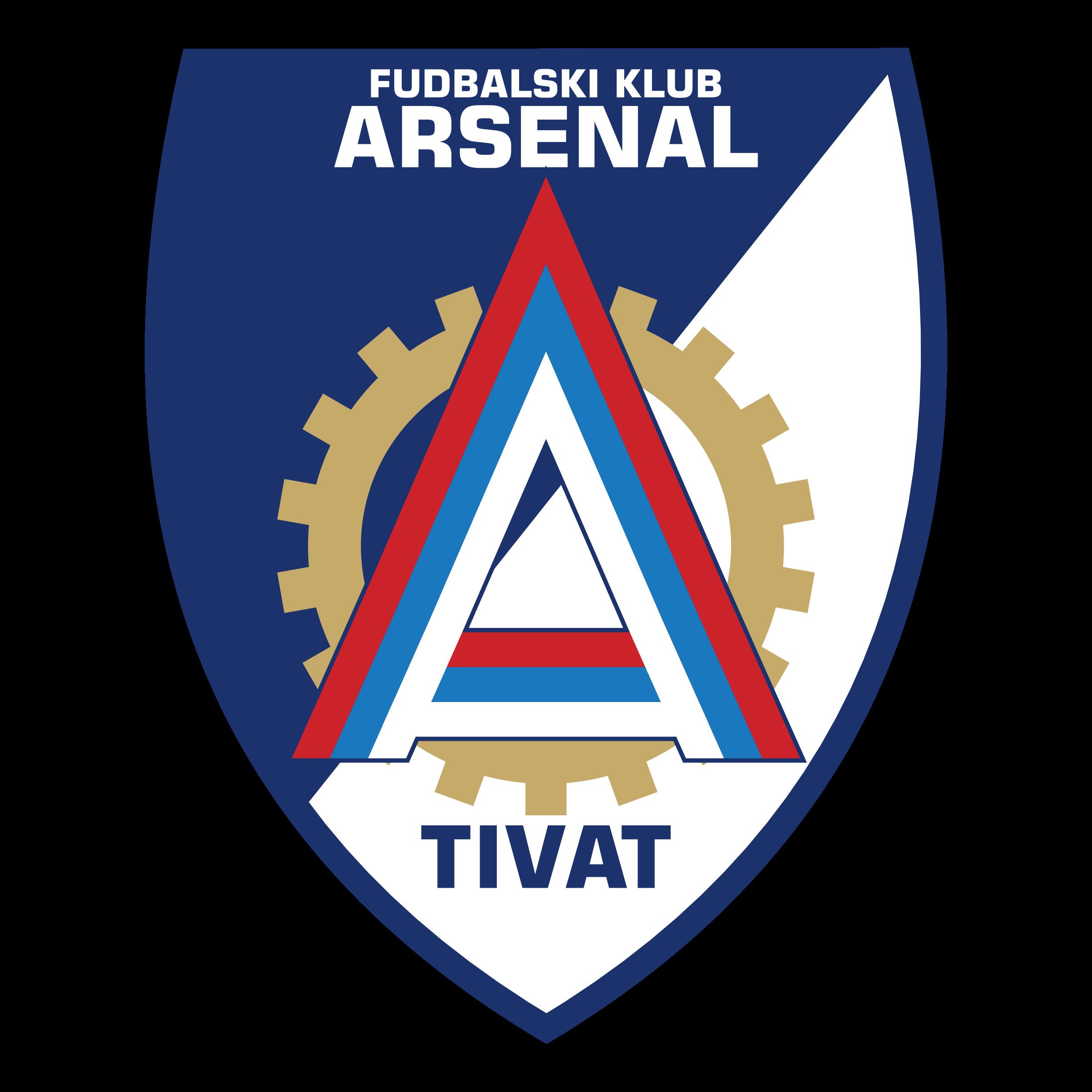 FK Arsenal Tivat Logo PNG Transparent & SVG Vector ...