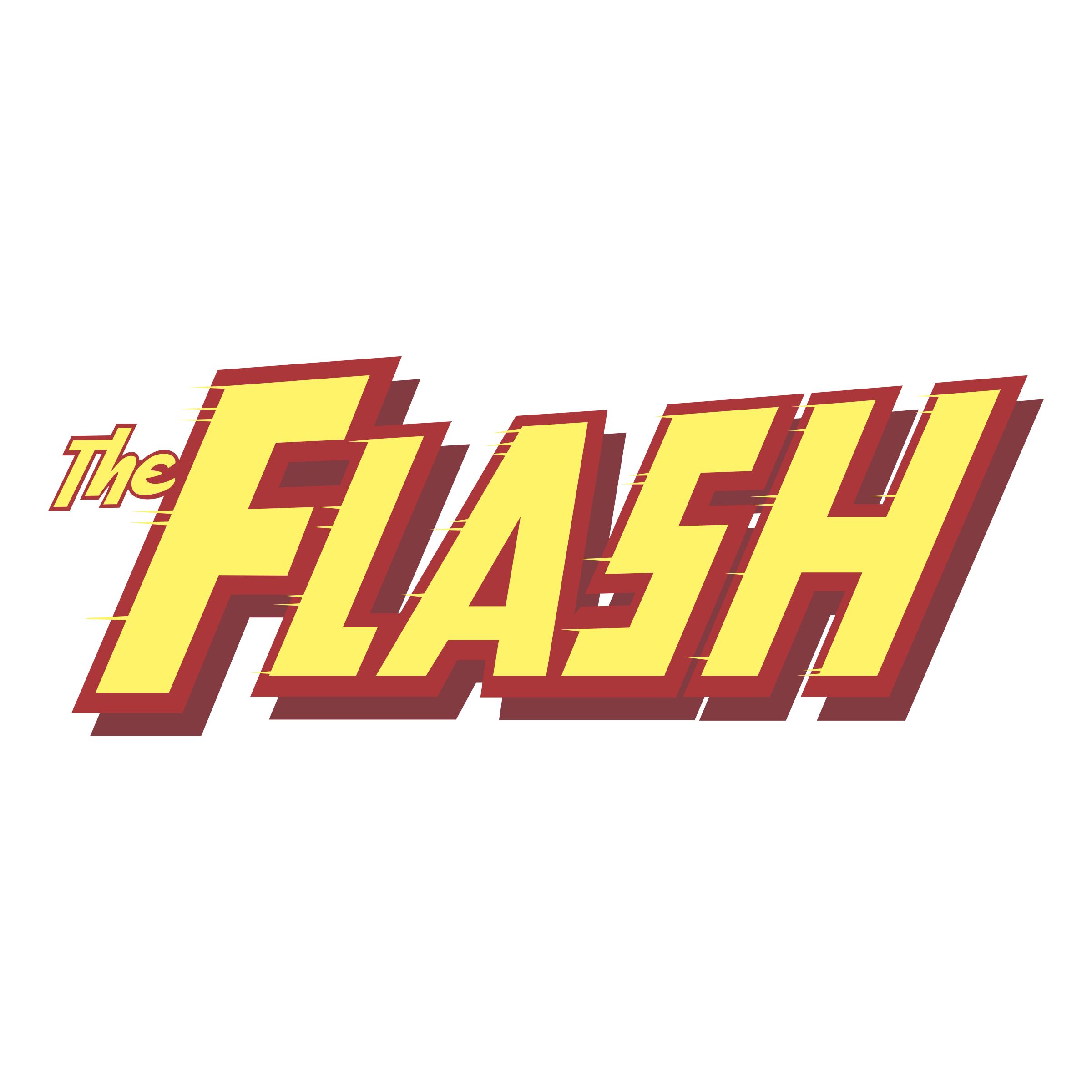 Flash Logo Transparent & PNG Clipart Free Download - YAWD | 2400x2400