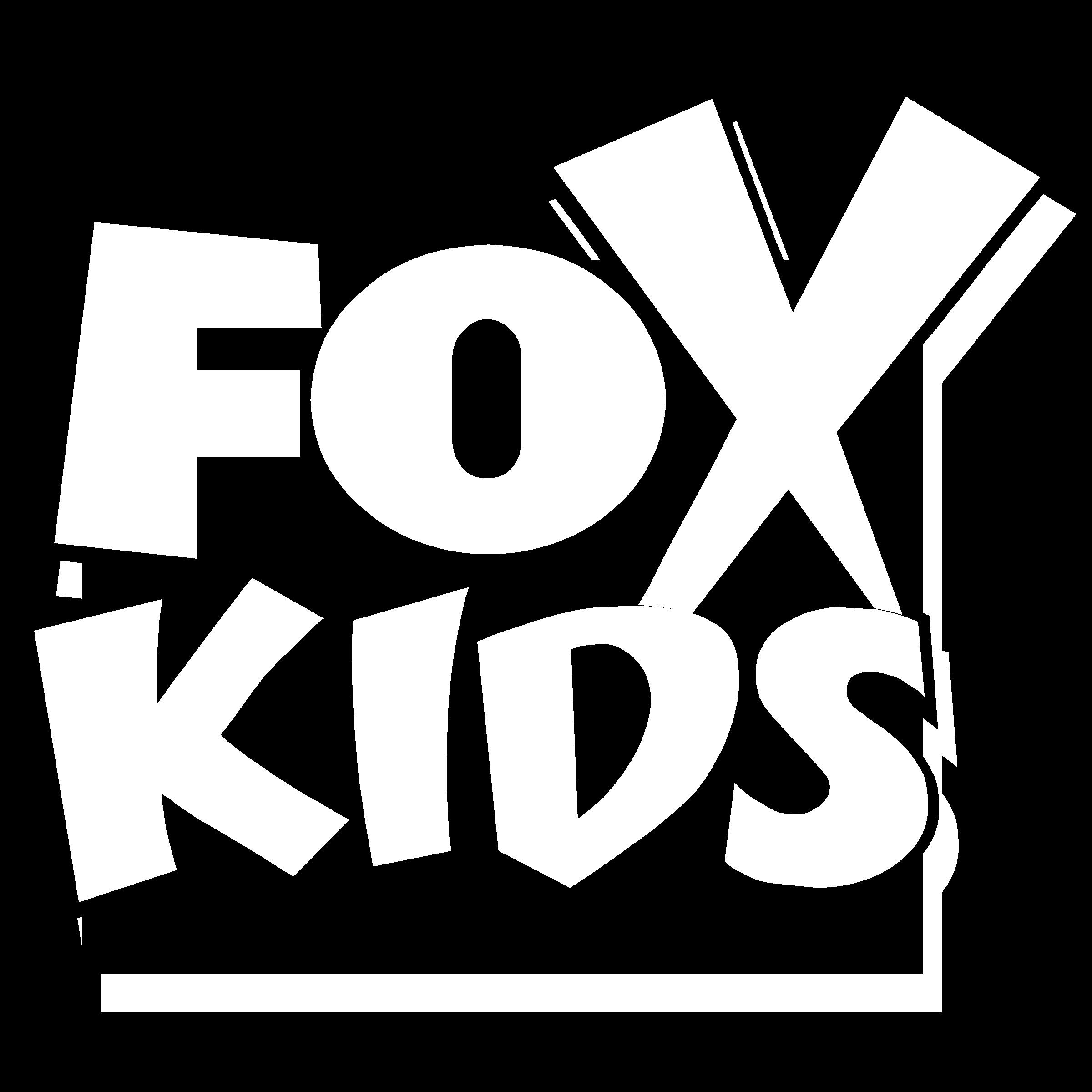 FoxKids Logo PNG Transparent & SVG Vector