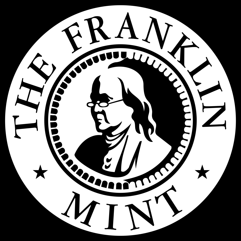 Franklin Mint Logo Png Transparent Svg Vector Freebie Supply