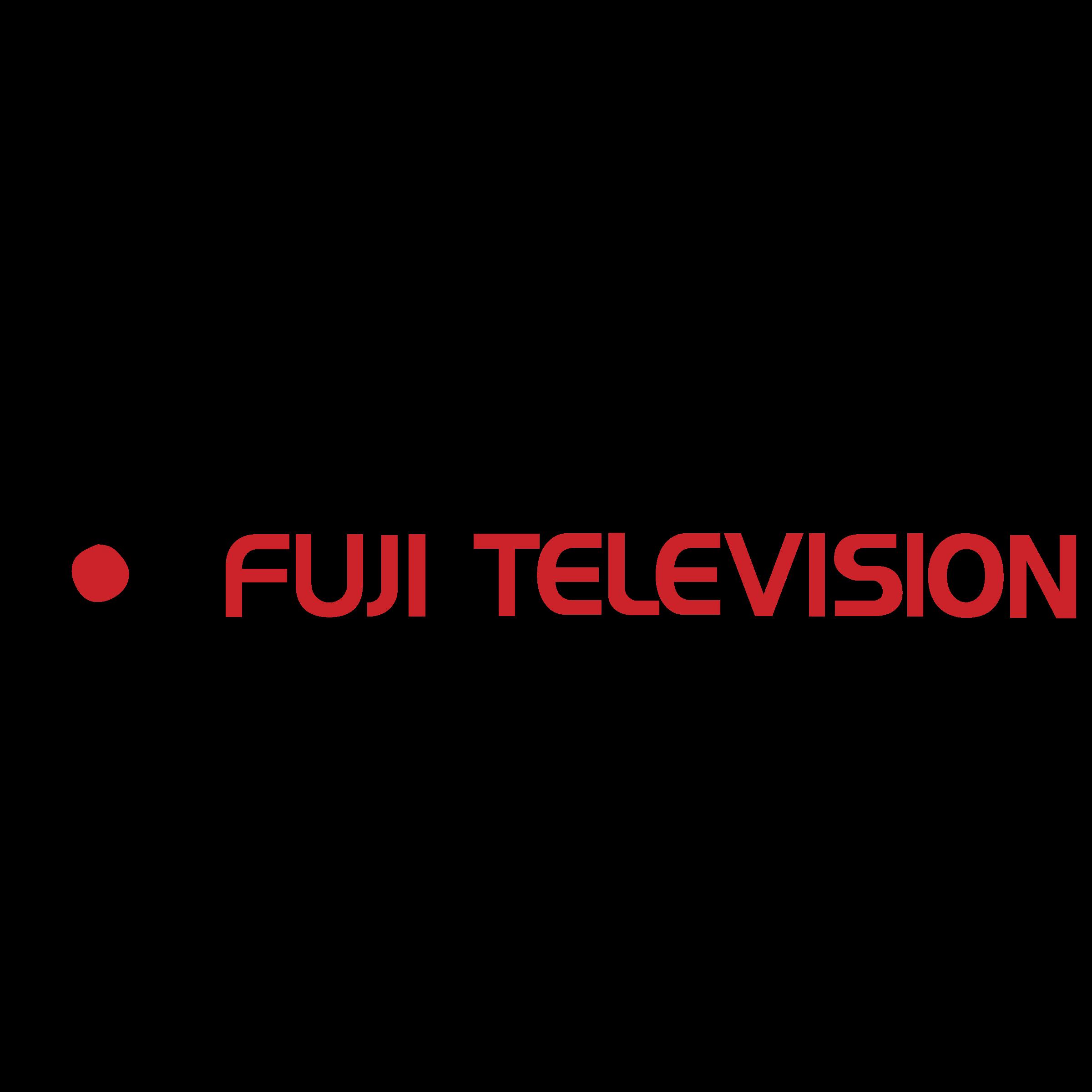 Fuji Television Logo PNG Transparent & SVG Vector - Freebie
