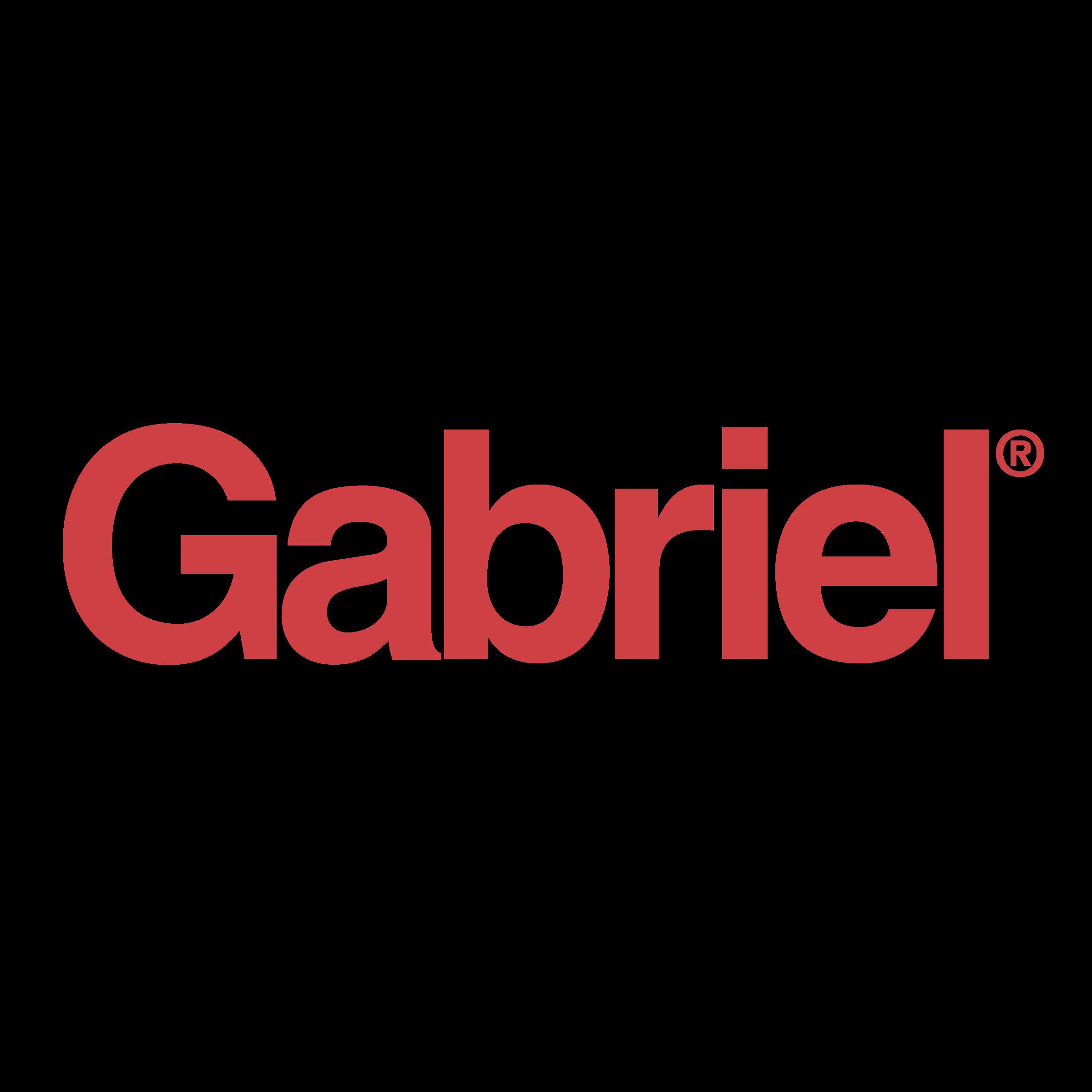f2ed2d0240c Gabriel Logo PNG Transparent   SVG Vector - Freebie Supply