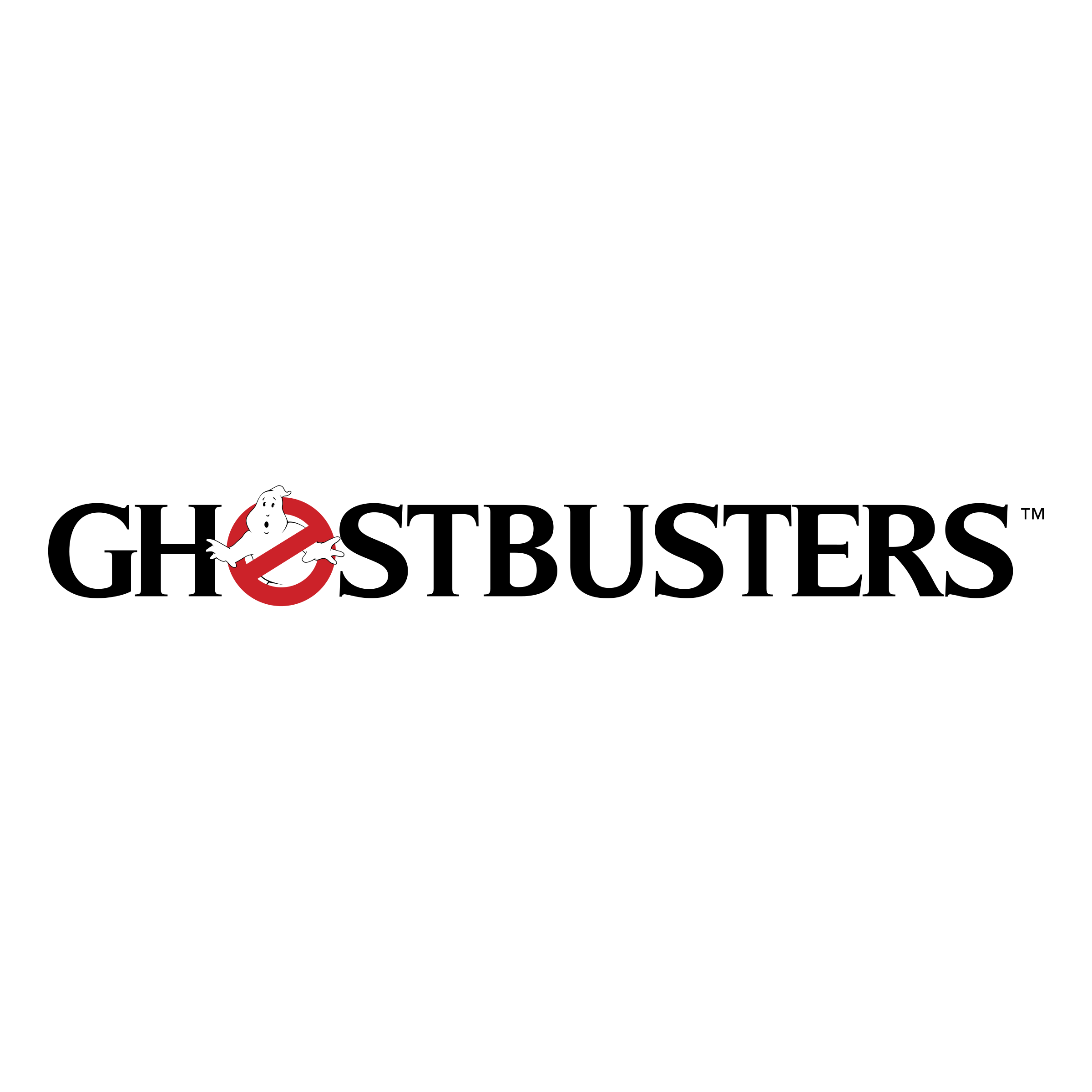 Ghostbusters logo png transparent
