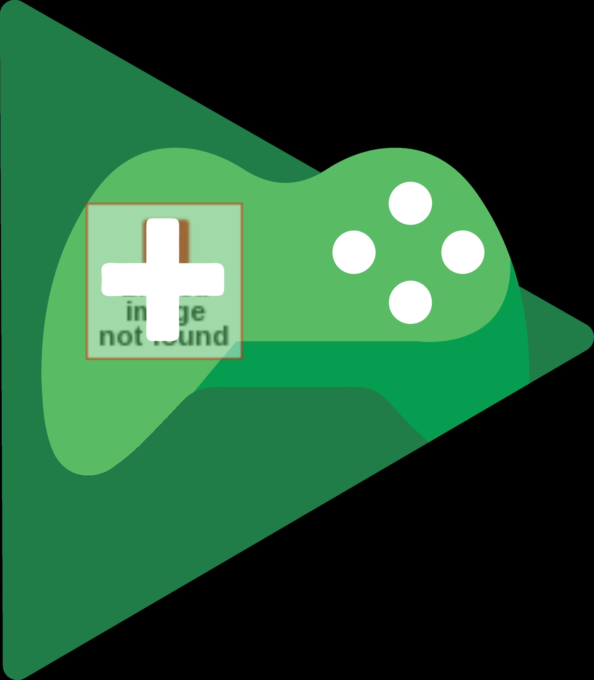 Google Play Games Logo Png Transparent Svg Vector Freebie Supply