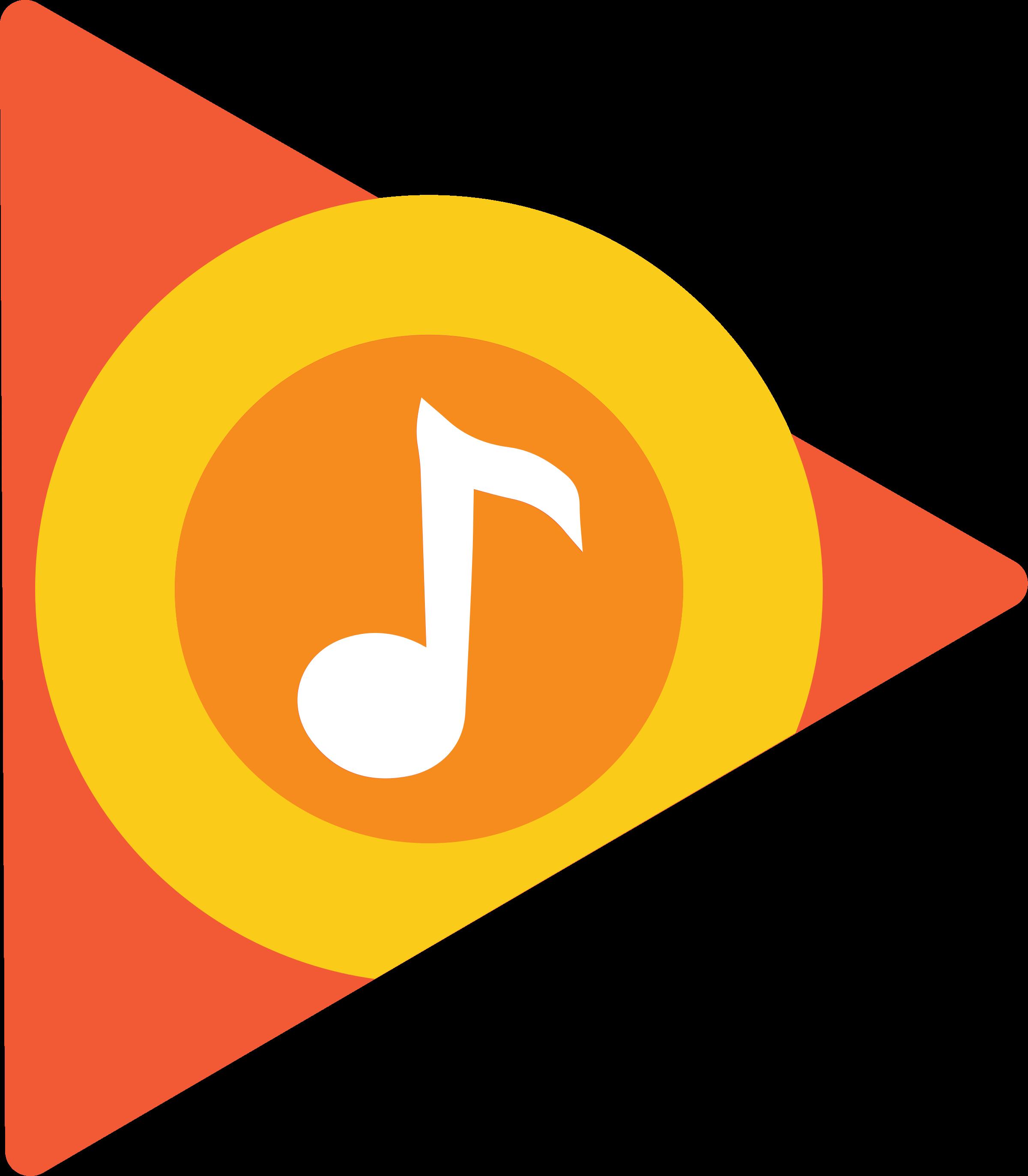 Google Play Music Logo Png Transparent Svg Vector Freebie Supply