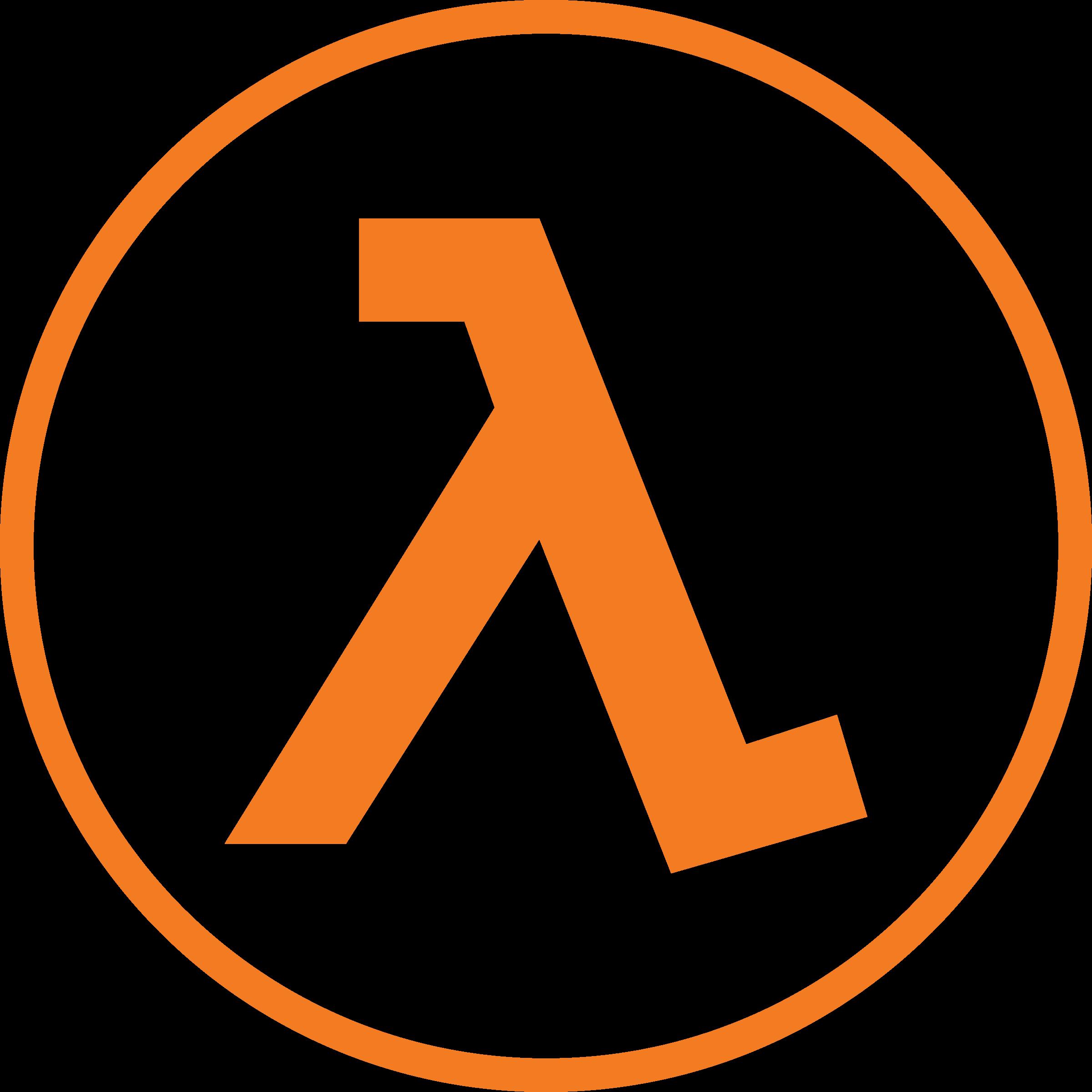 Half Life Logo Png Transparent Svg Vector Freebie Supply