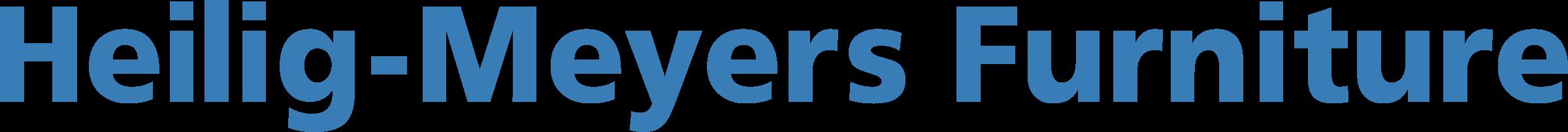 Heilig Meyers Furniture 1 Logo PNG Transparent