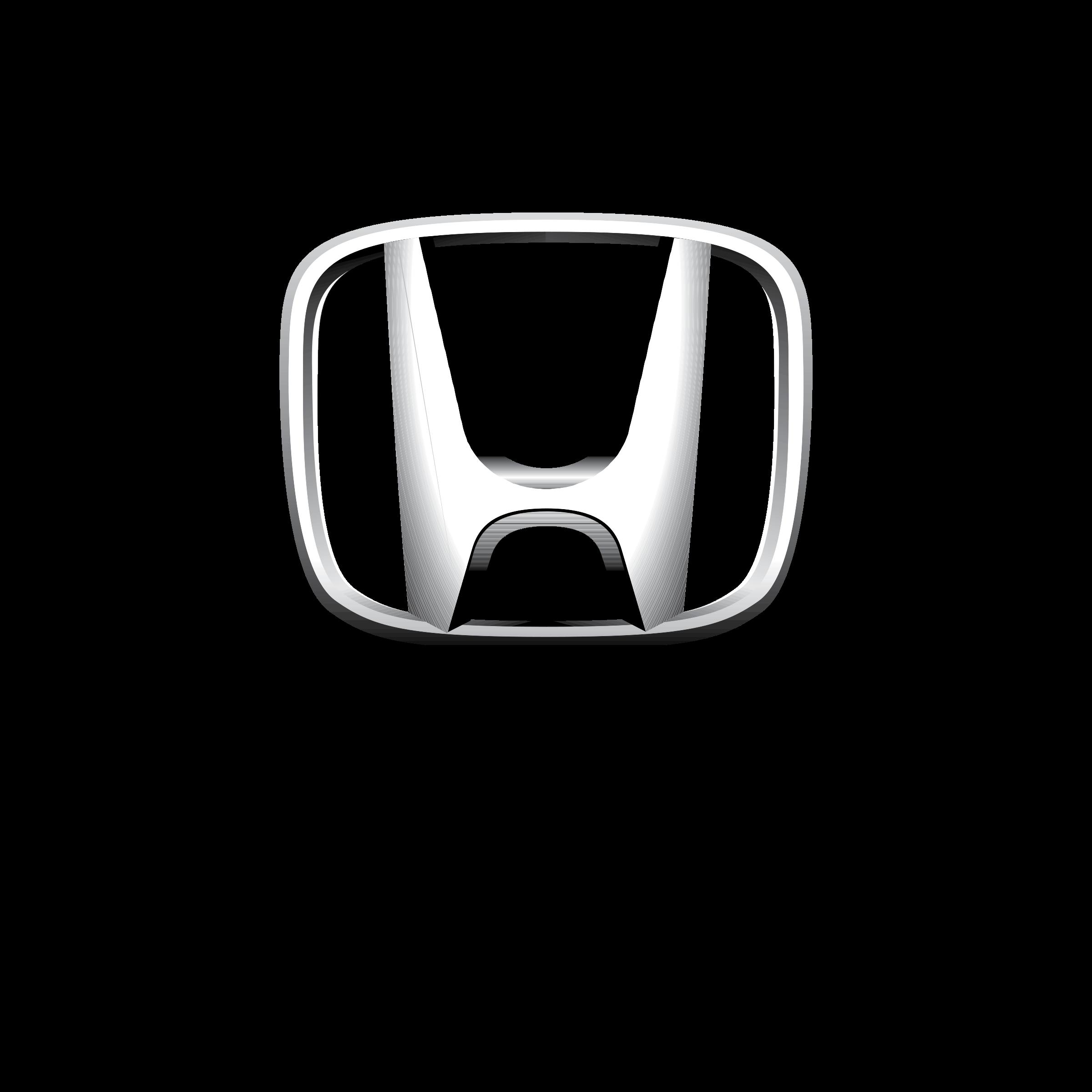 Honda automobiles logo png transparent