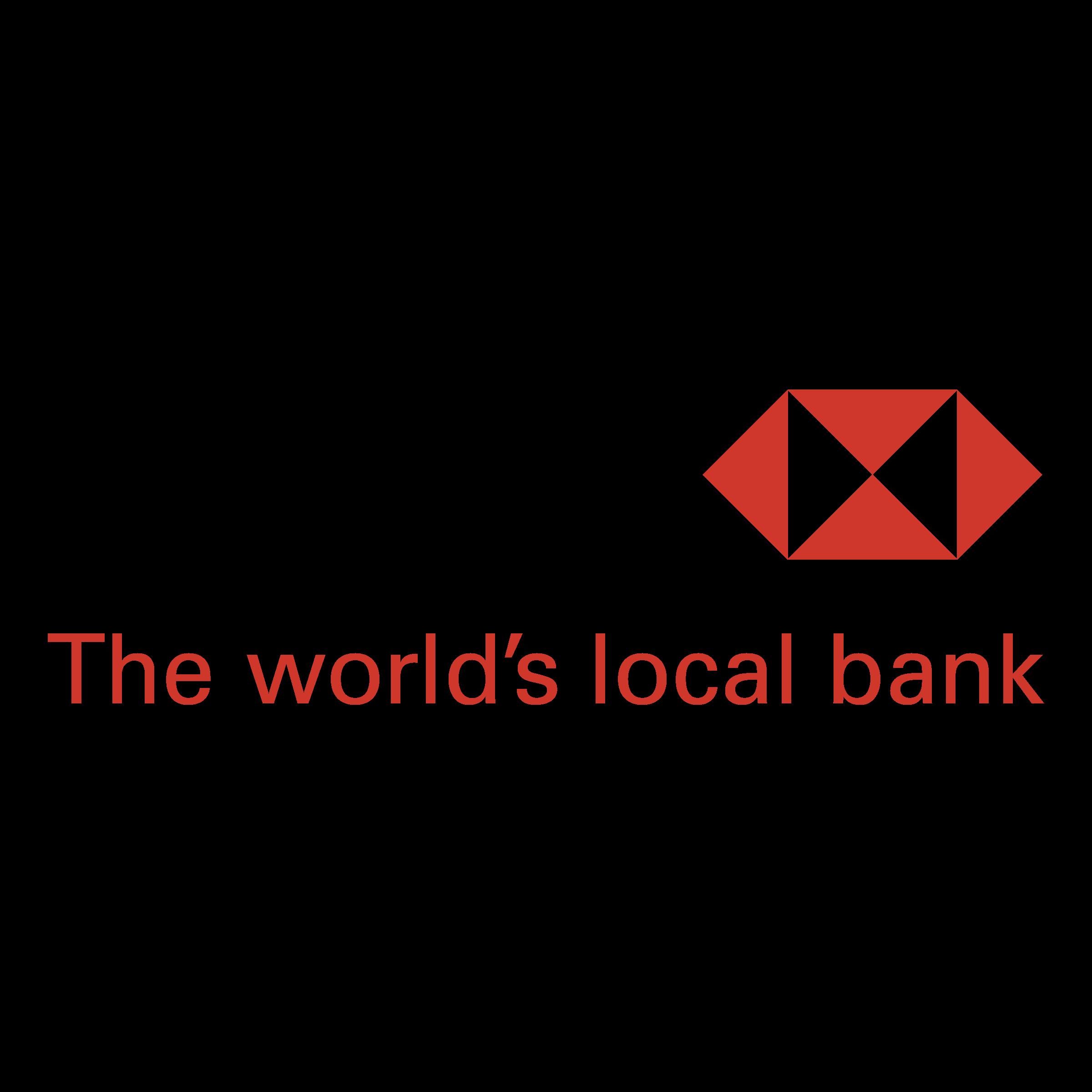 HSBC Logo PNG Transparent