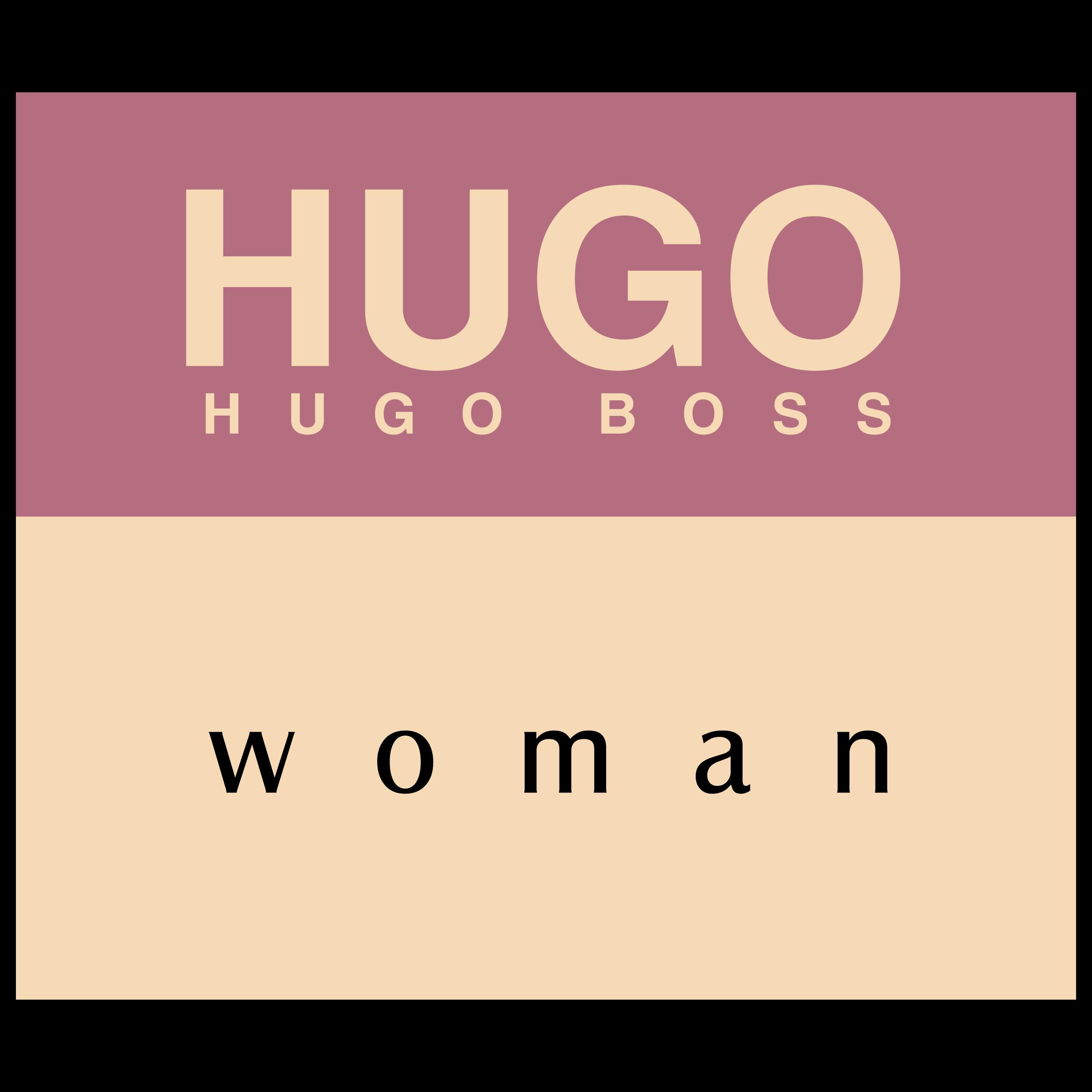 Hugo Boss Woman Logo Png Transparent Svg Vector Freebie