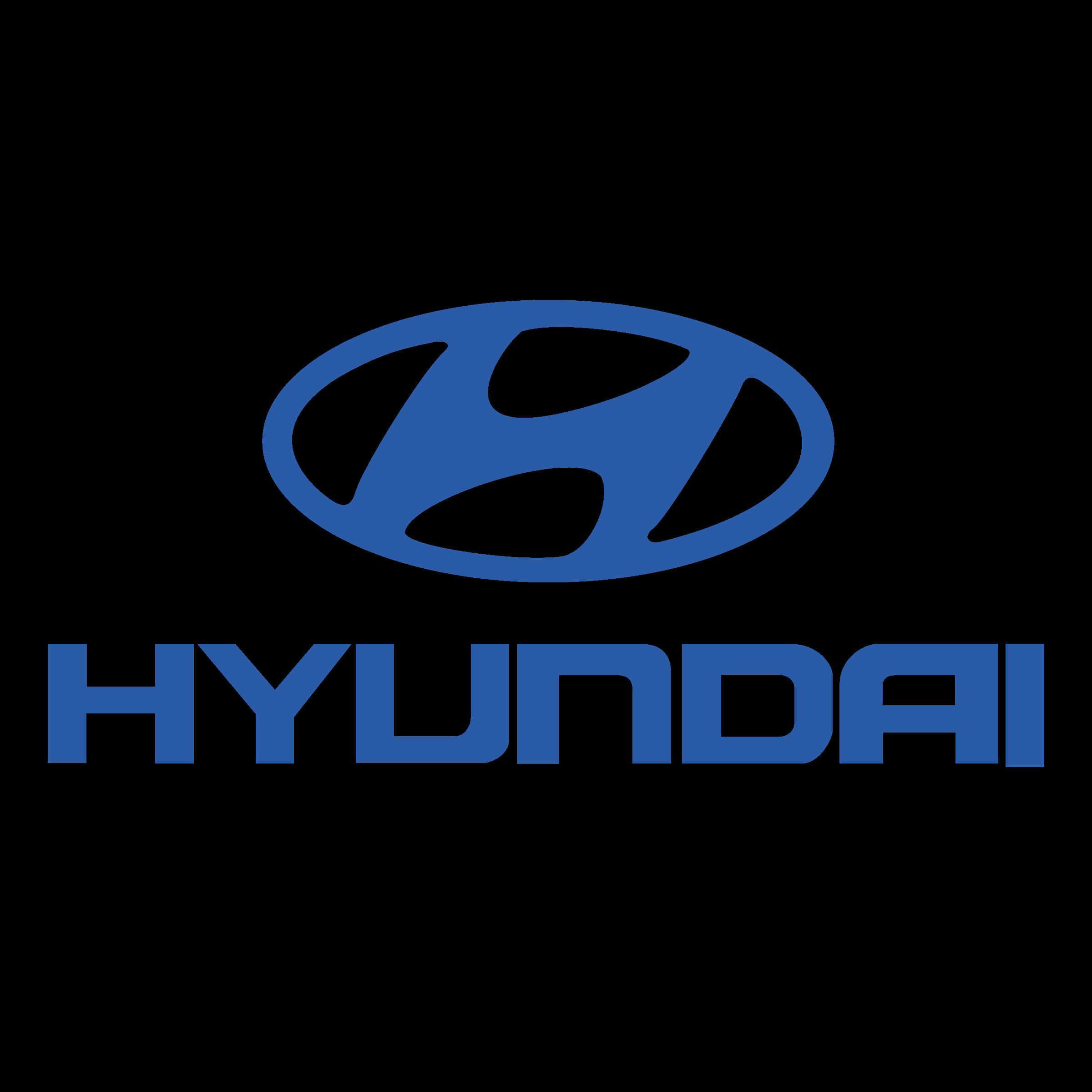 hyundai motor company logo png transparent amp svg vector