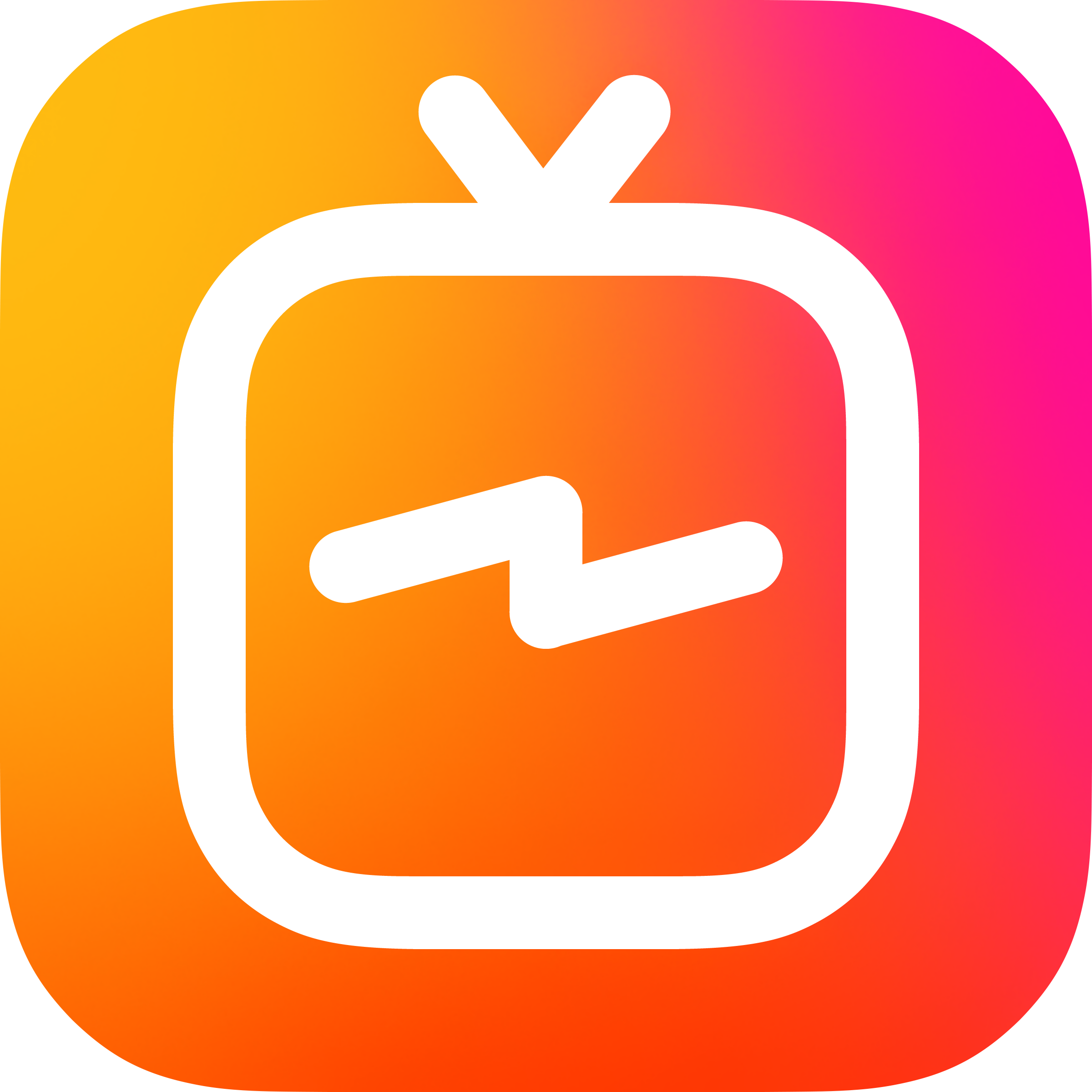 Image result for instagram igtv icon