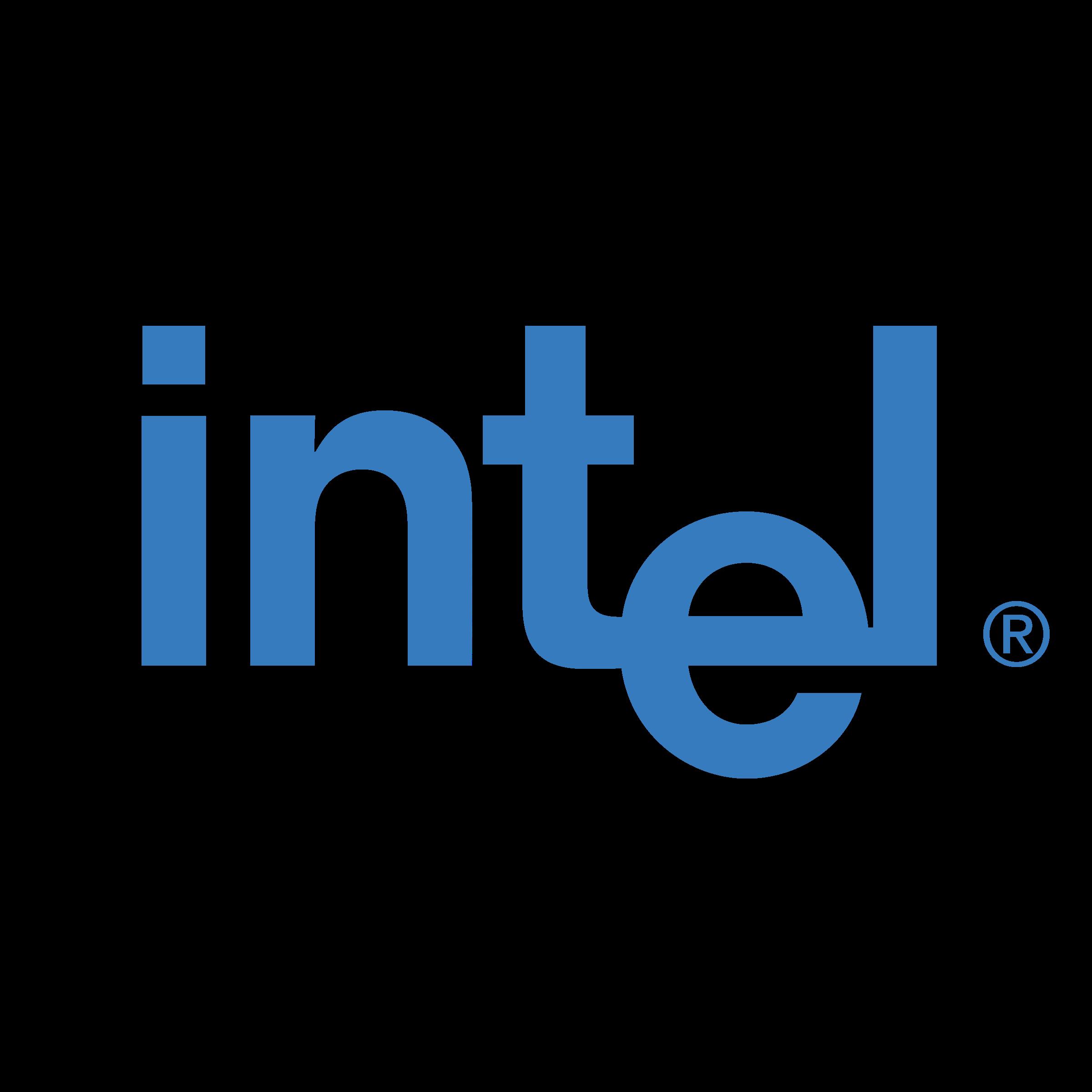intel png logo white 12000 vector logos