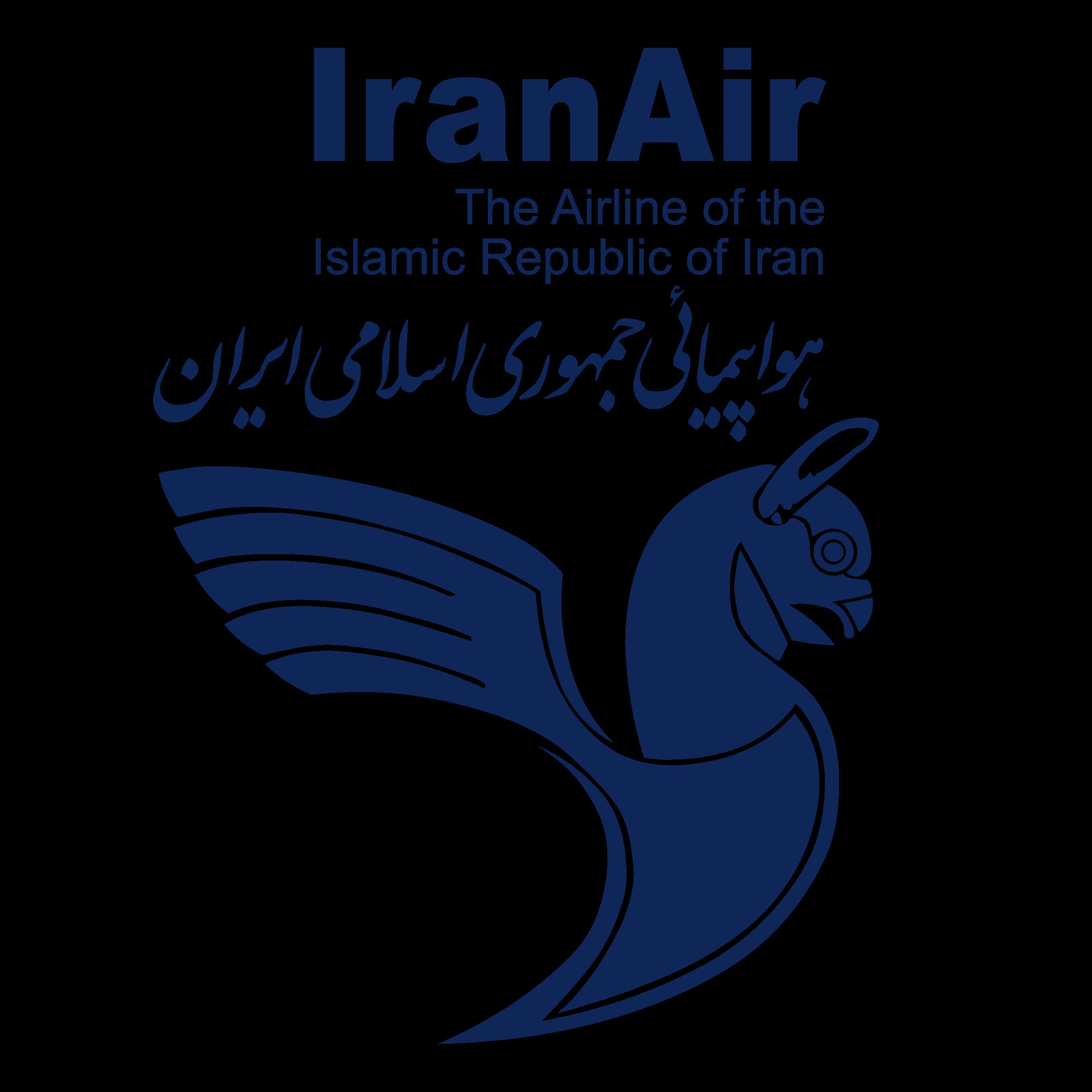 Resultado de imagen para Iran Air logo