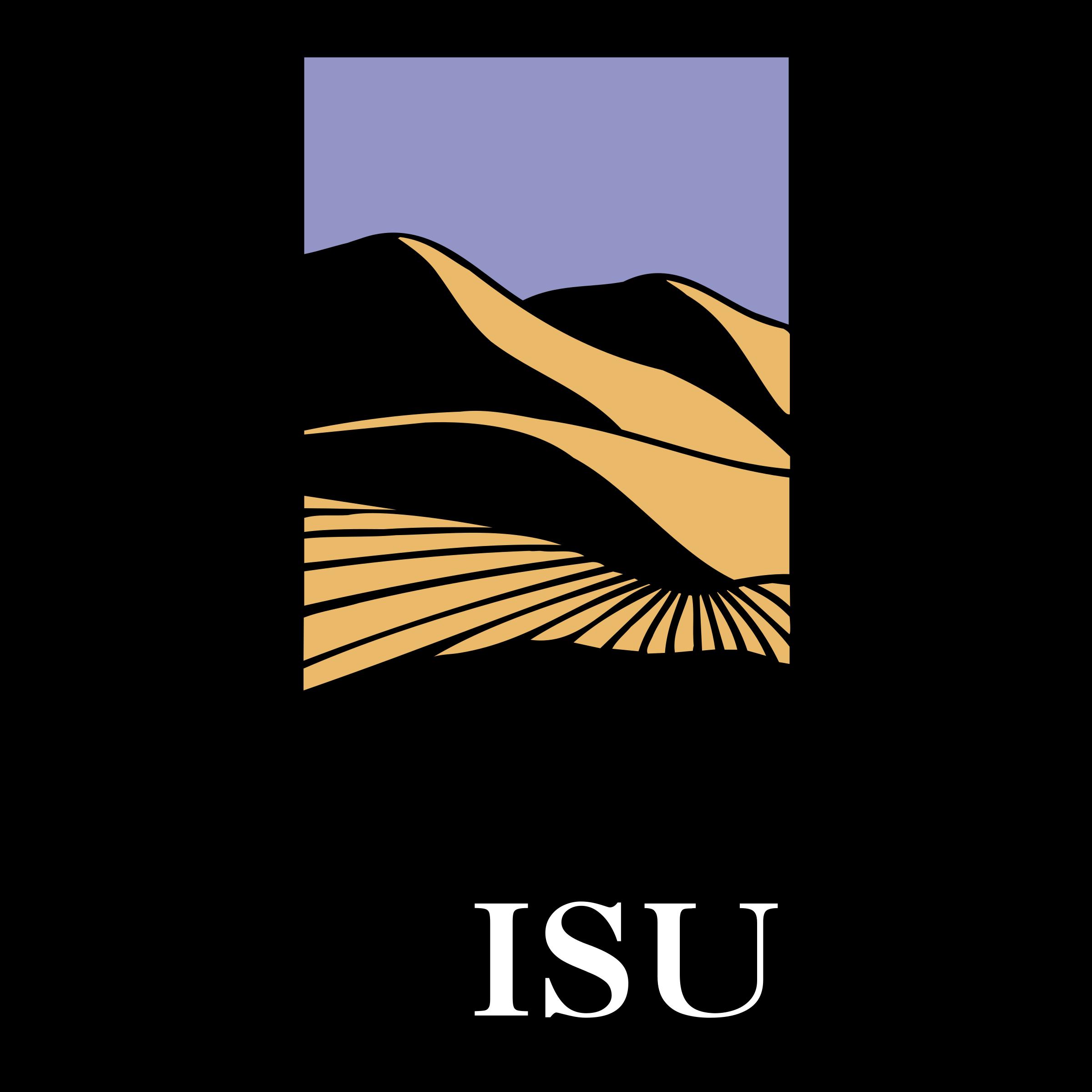 ISU Logo PNG Transparent & SVG Vector - Freebie Supply