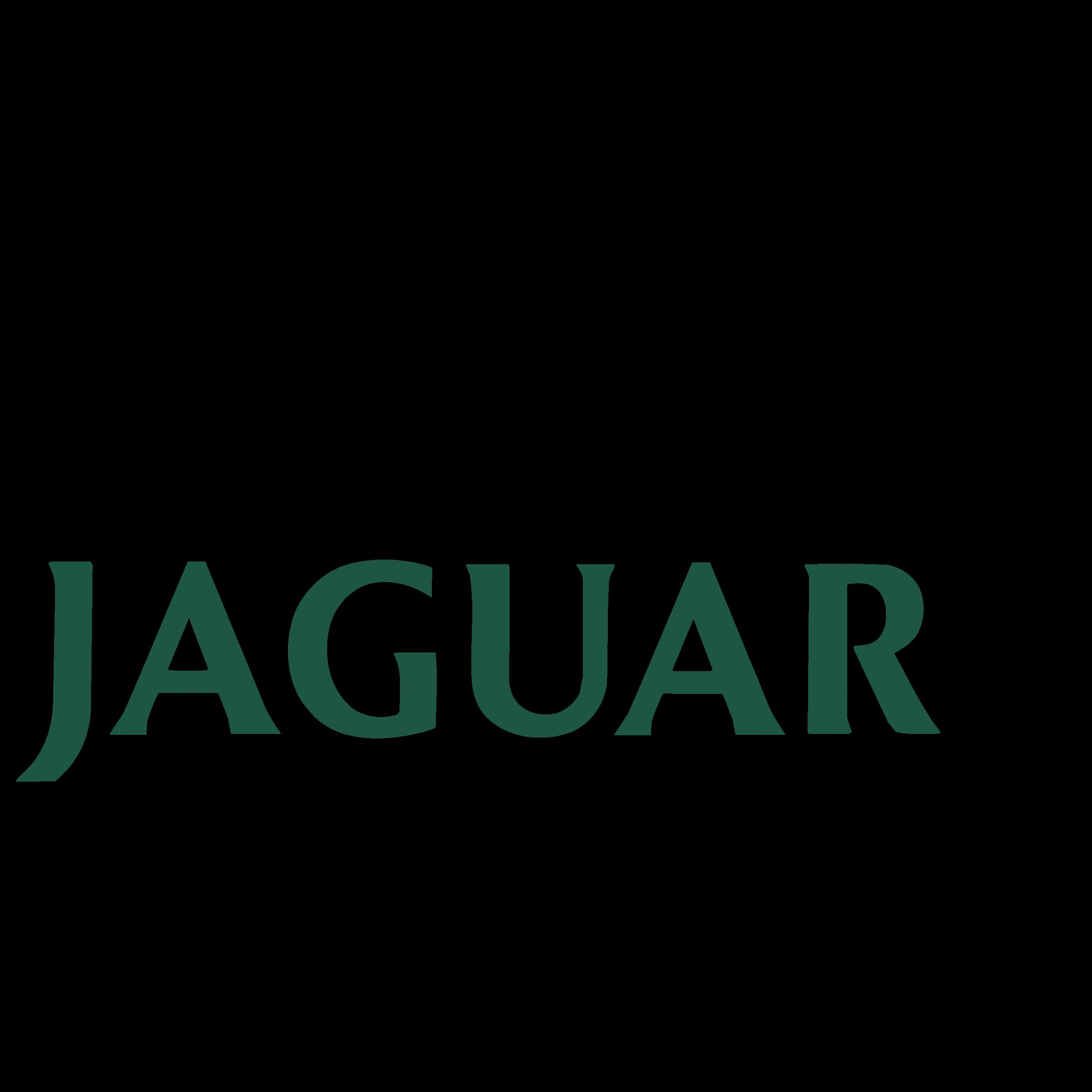 jaguar logo png transparent & svg vector - freebie supply