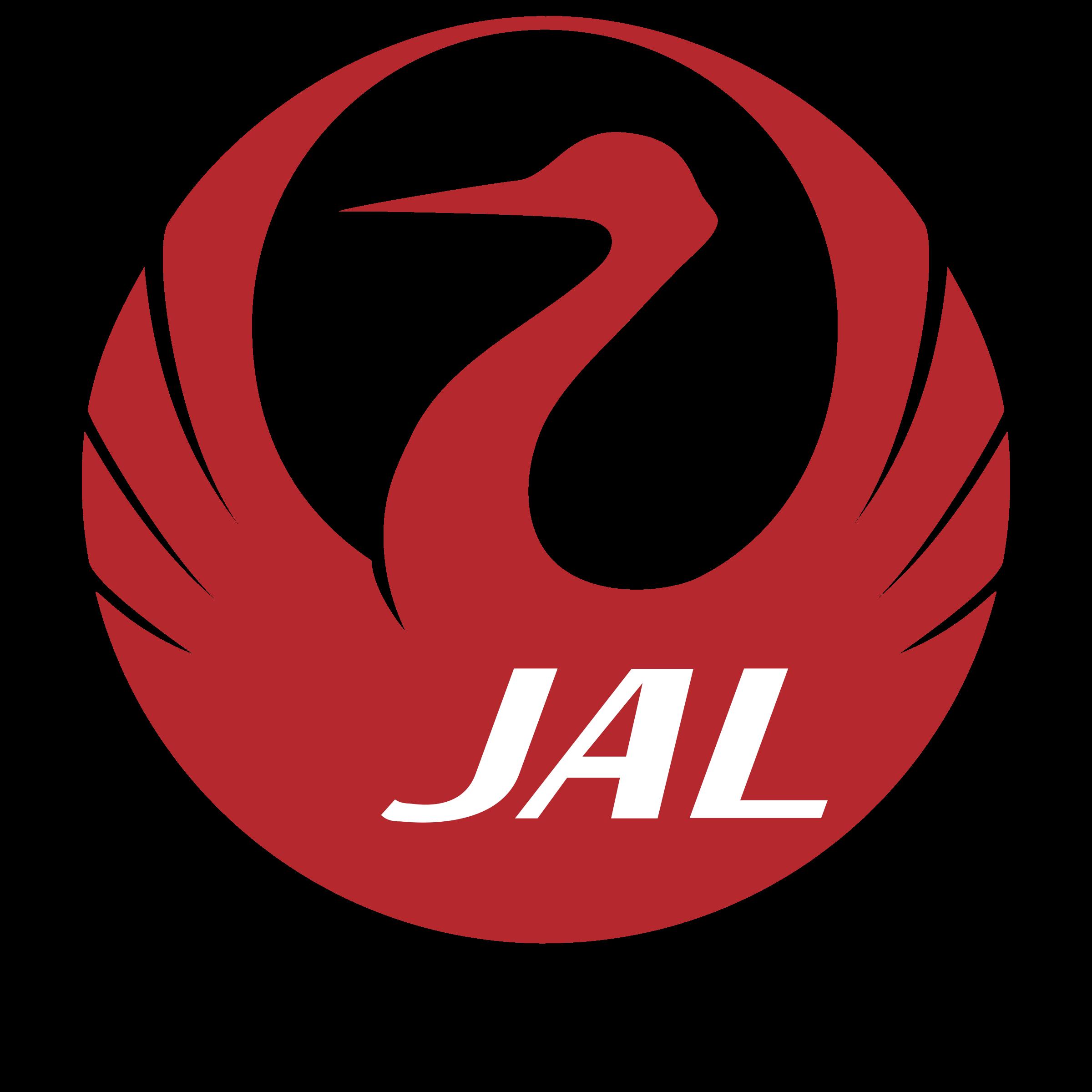Resultado de imagen para japan airlines logo