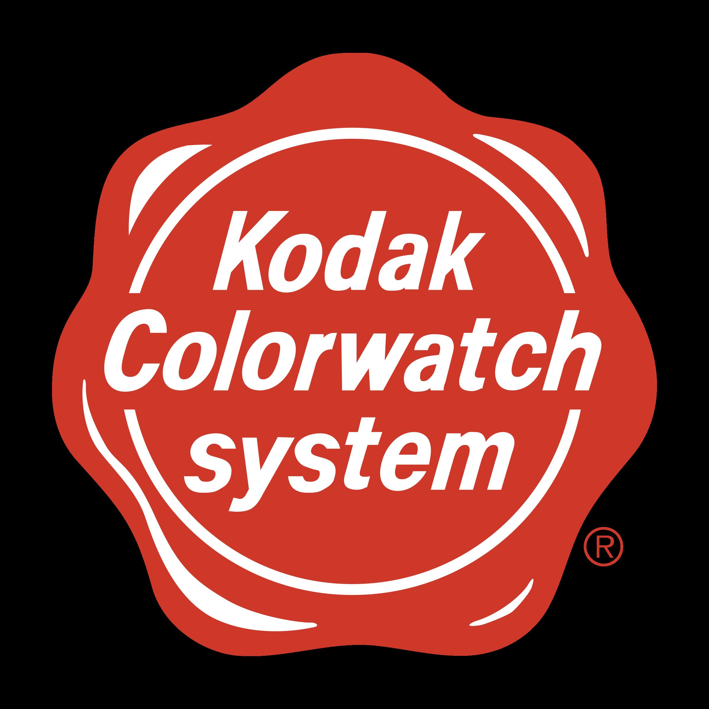 Kodak Colorwatch System Logo Png Transparent Svg Vector Freebie