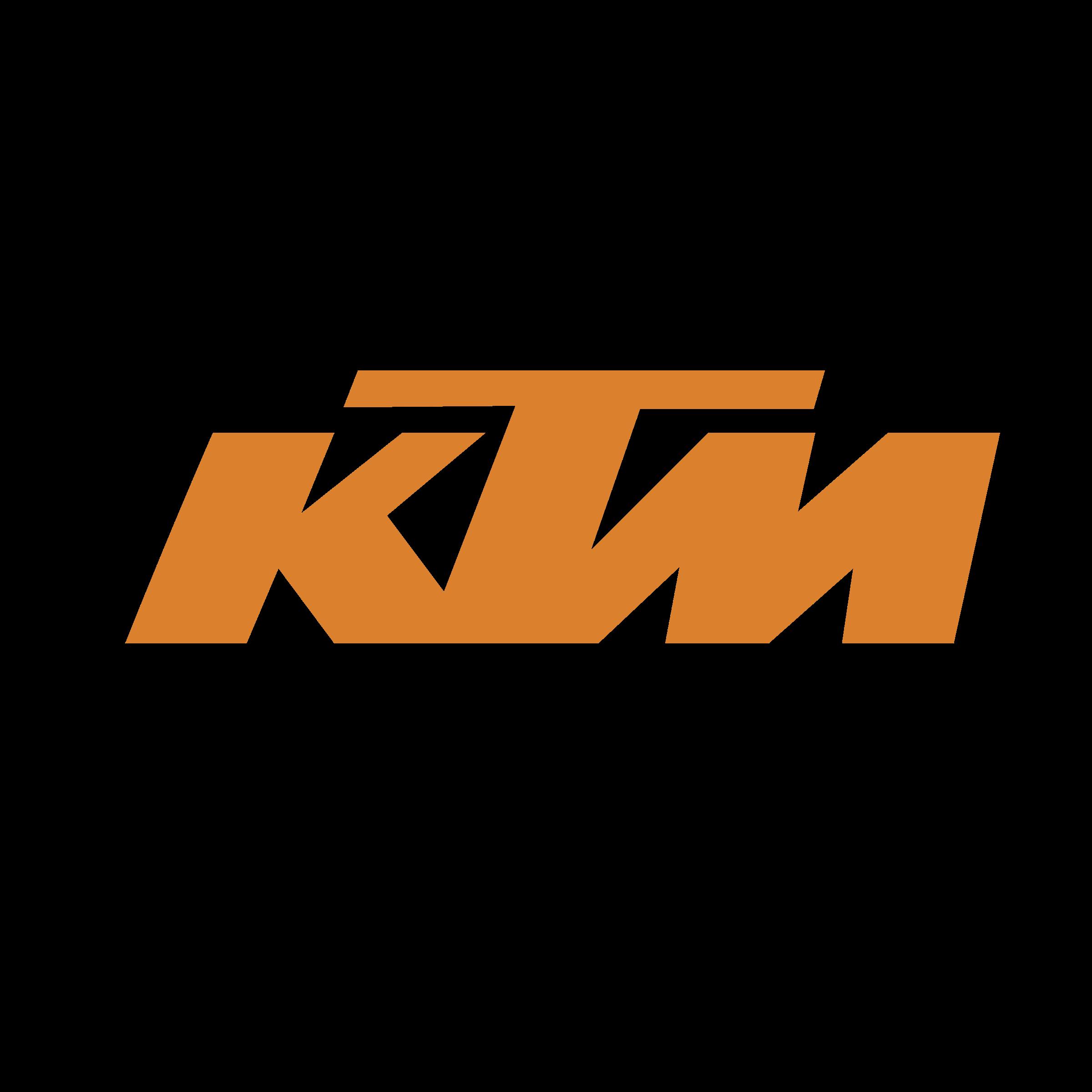 Ktm racing team logo png transparent