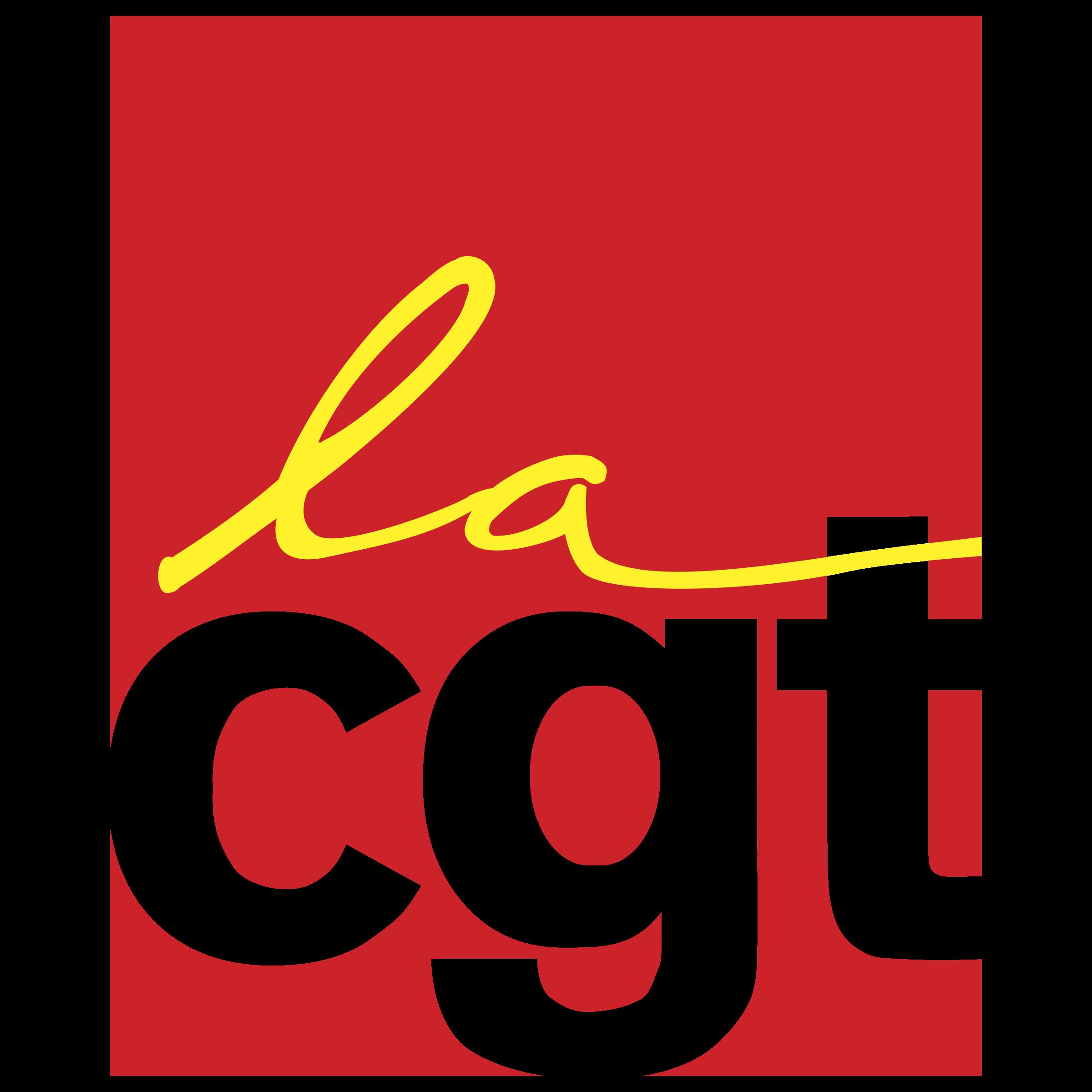 La Cgt Logo Png Transparent