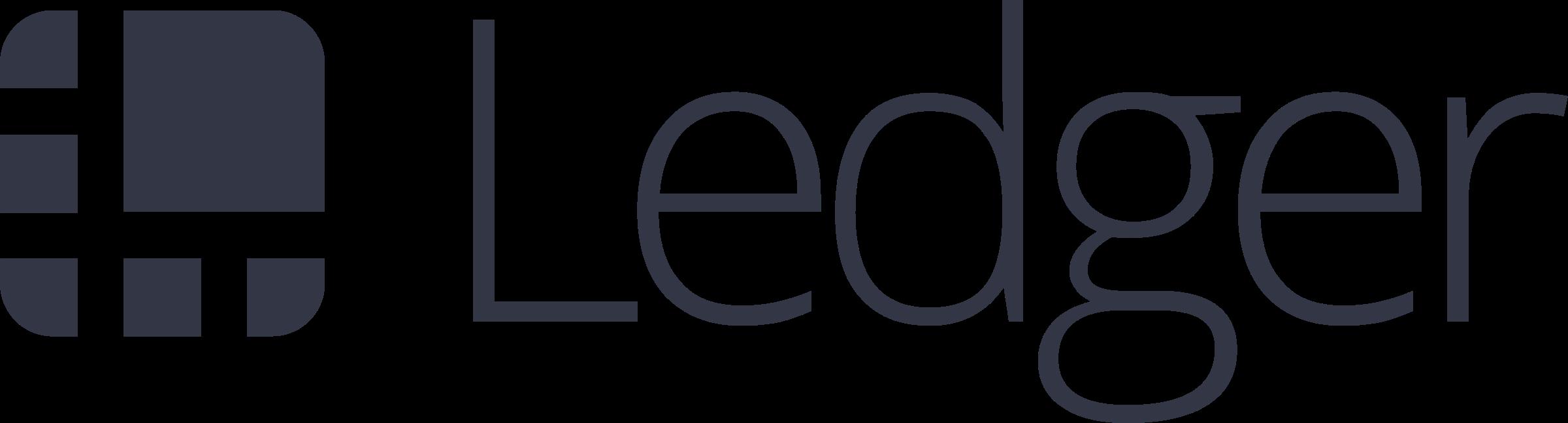 Ledger Logo PNG Transparent